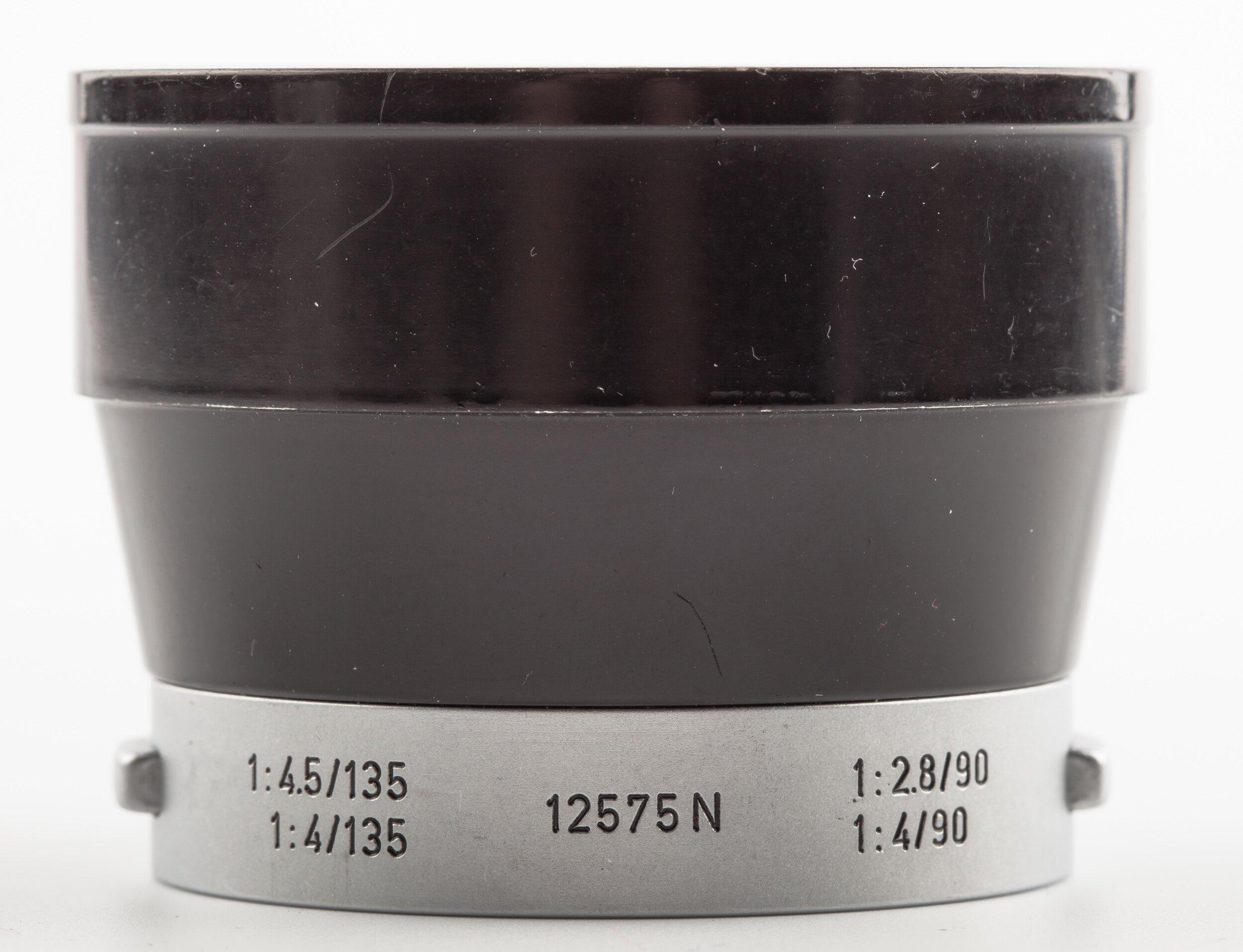 Leica IUFOO Blende 90/135mm 12575N