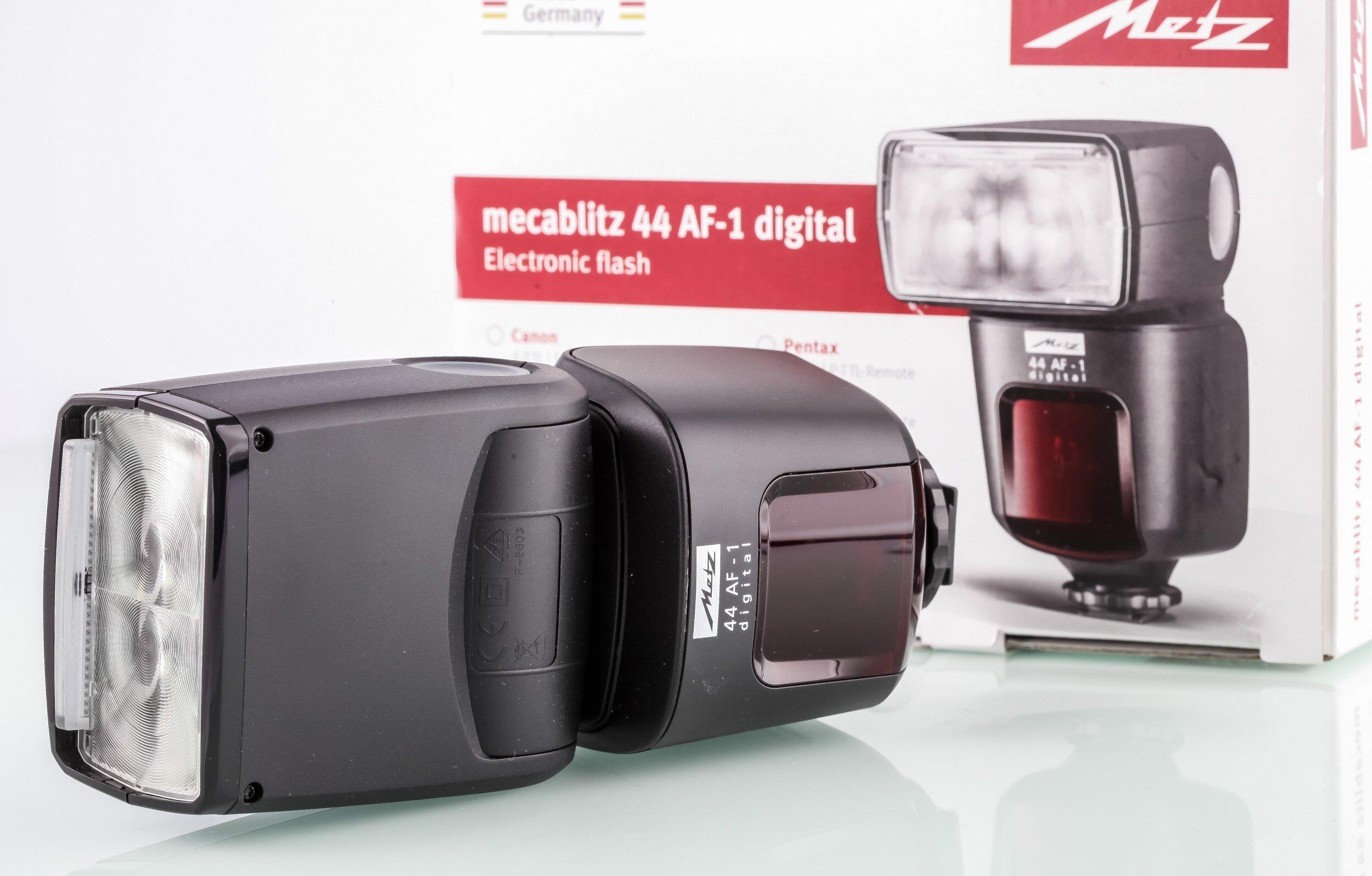 Metz mecablitz 44 AF-1 digital für Olympus/Leica/Panasonic