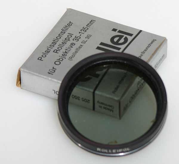 Rollei f. 35-135mm Pol Filter