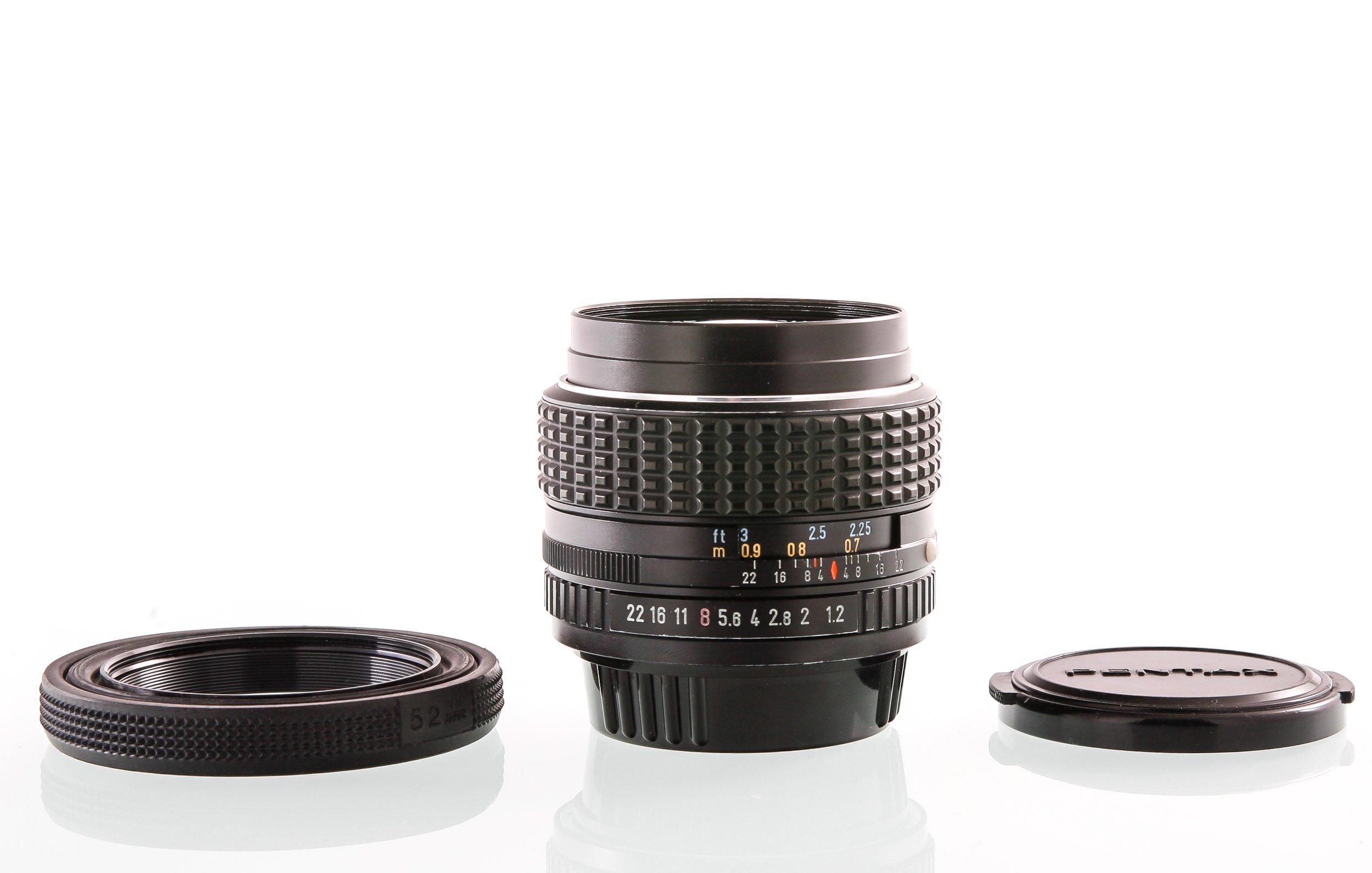 Pentax 50mm F1.2 SMC