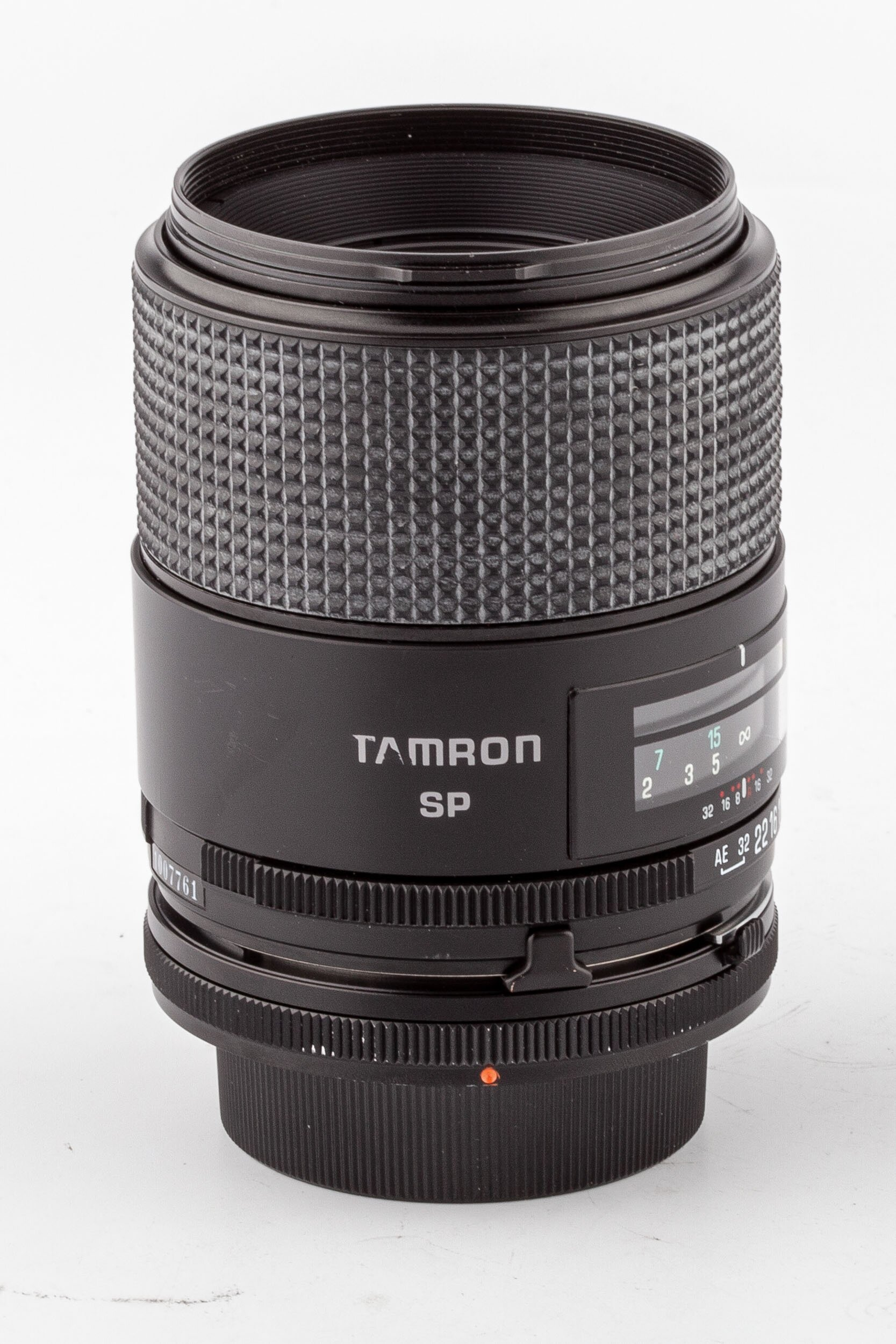Tamron SP 90/2,5 Adapter Canon FD