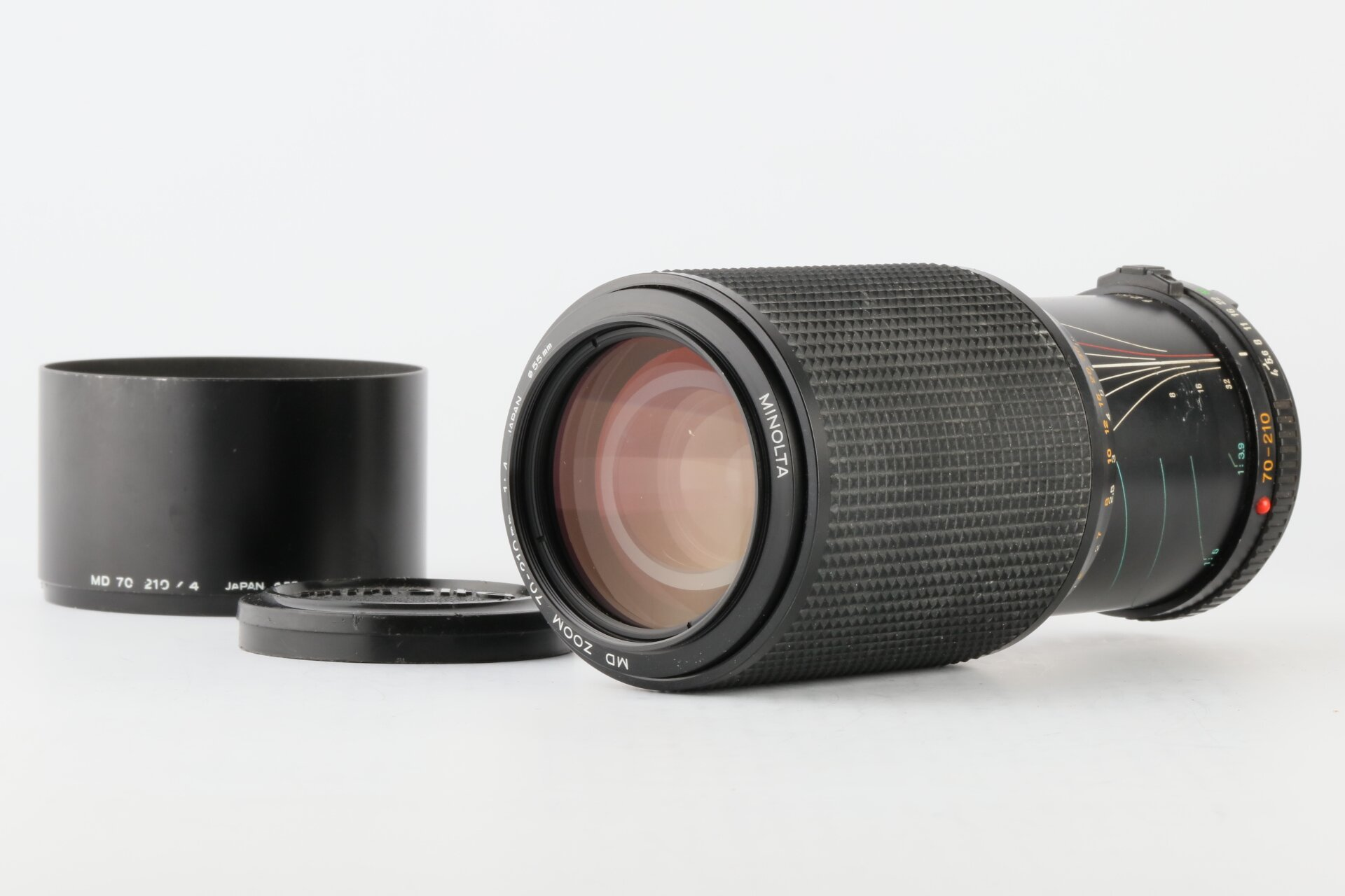 Minolta MD Zoom 70-210mm 4