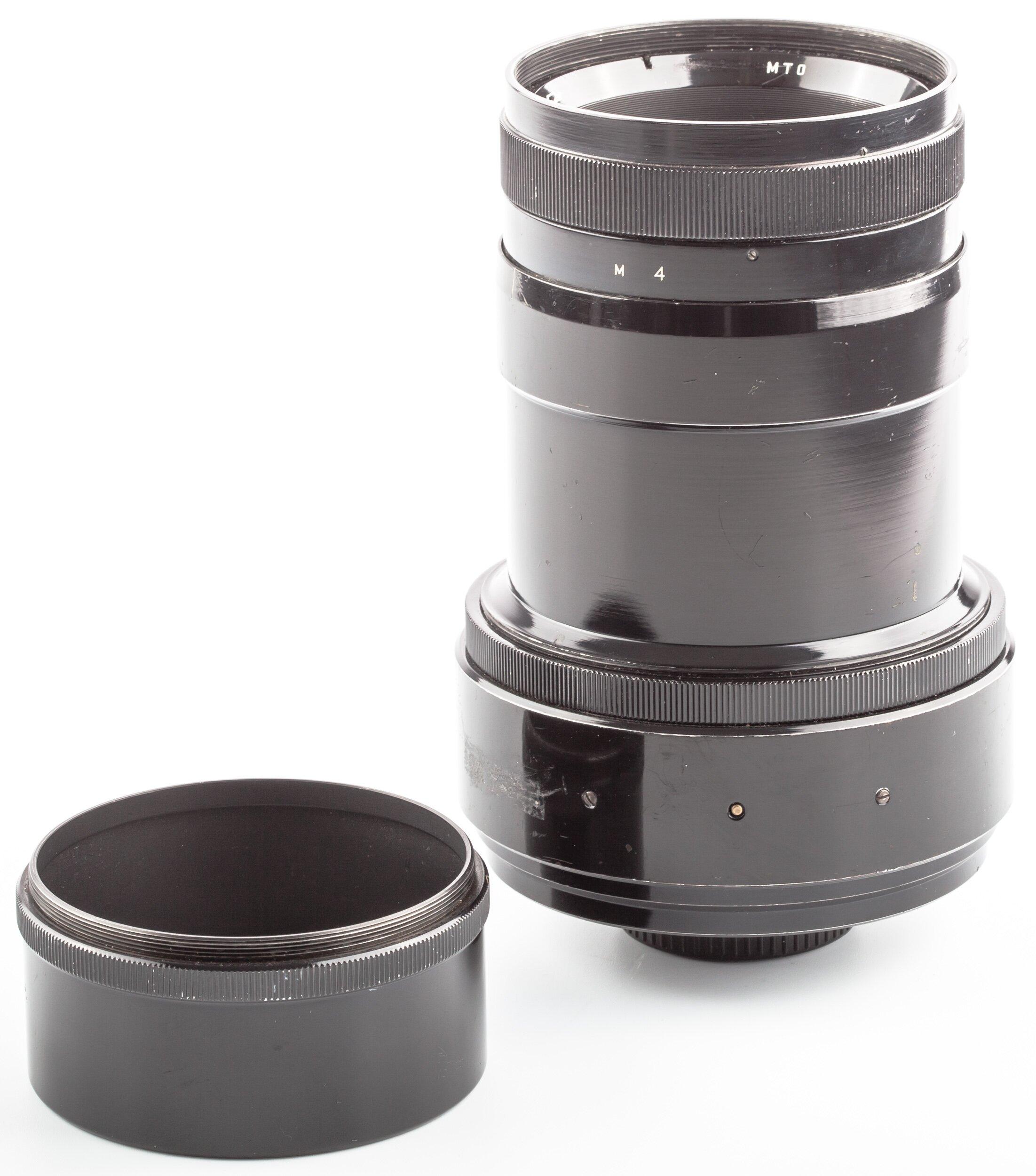 MTO M39 8/500mm Spiegeltele