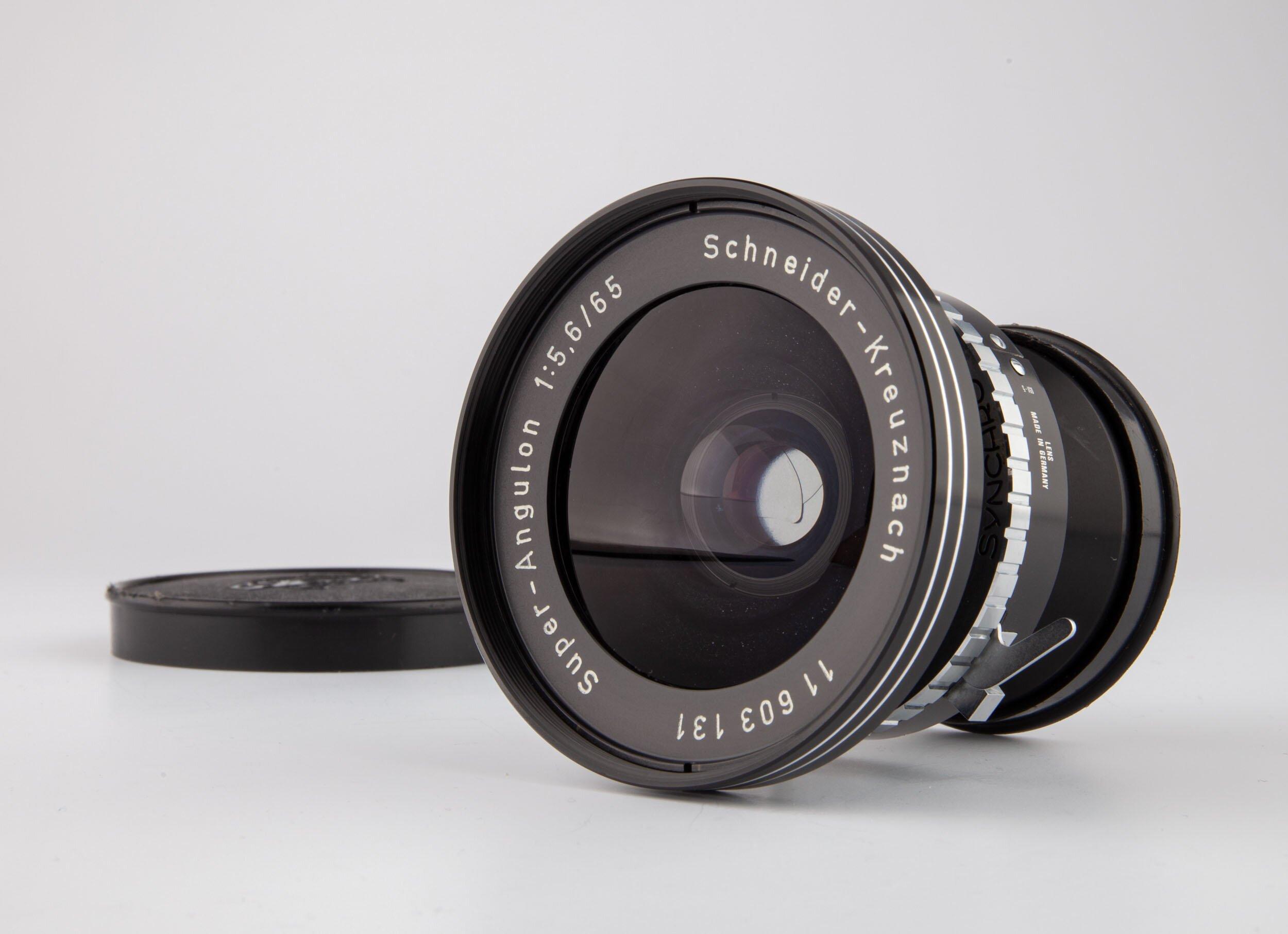 Schneider-Kreuznach Super-Angulon 5,6/65mm