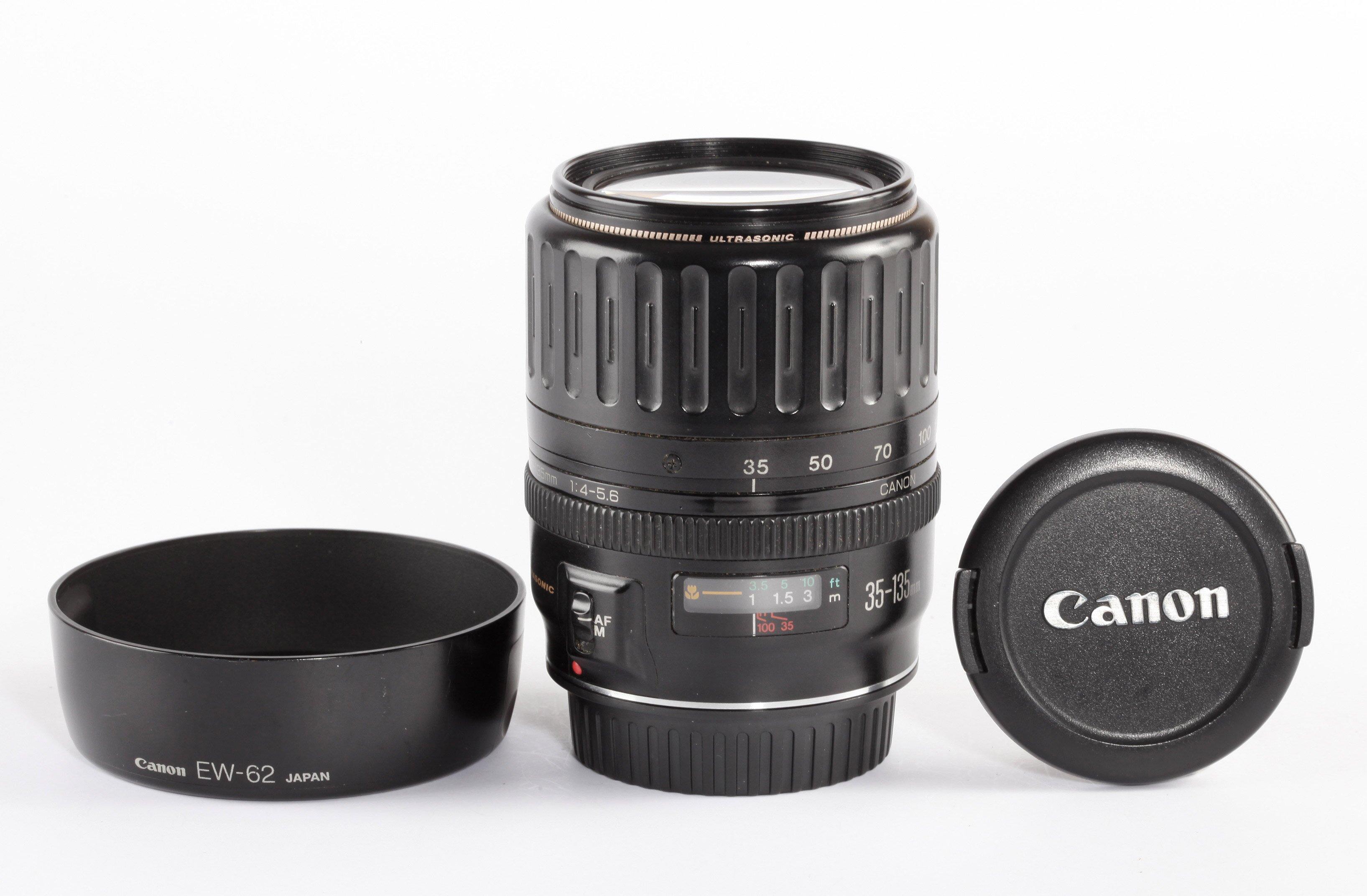 Canon 35-135mm 4-6,5 Ultrasonic