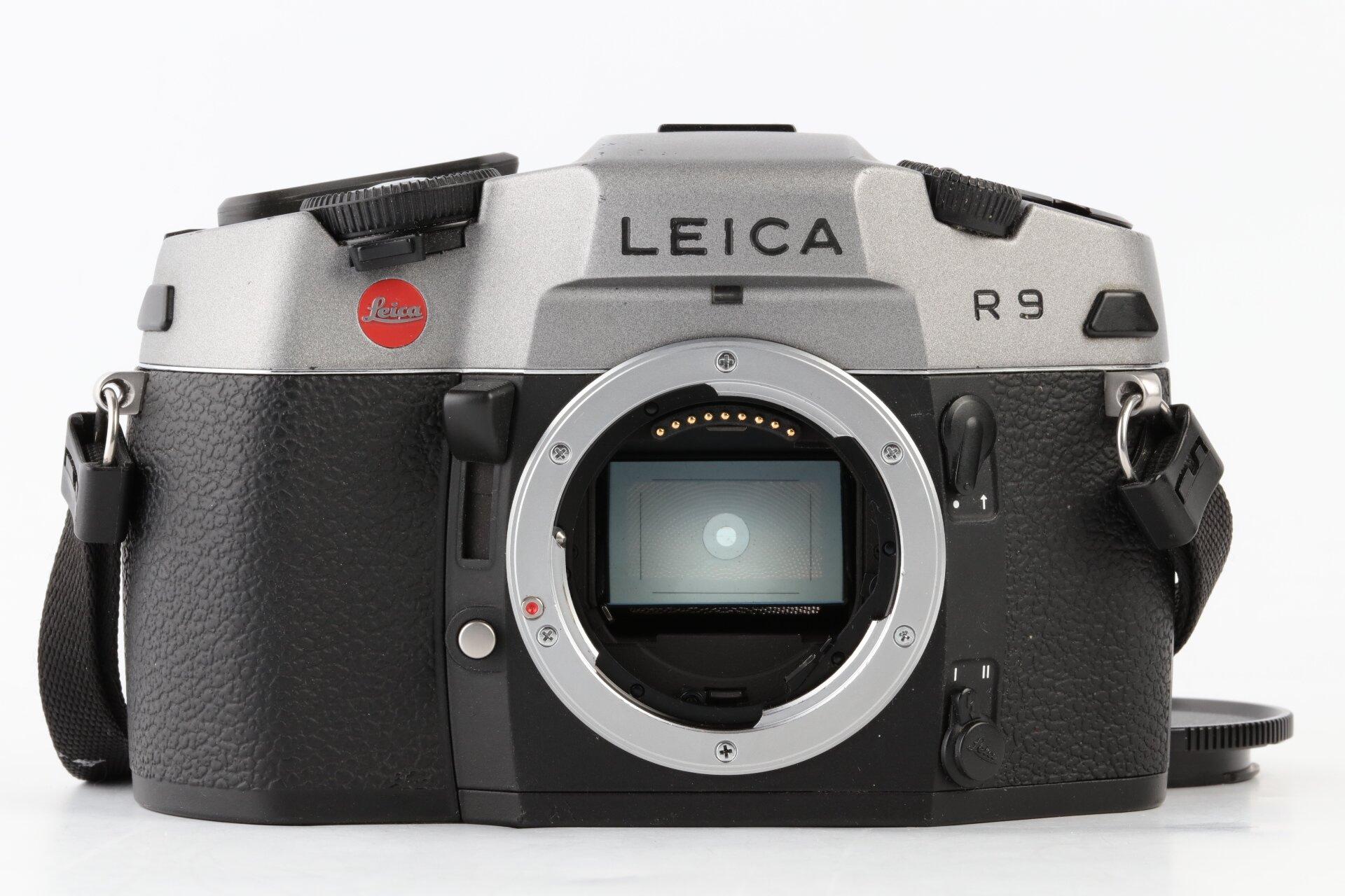 Leica R9 Gehäuse anthrazit 10090