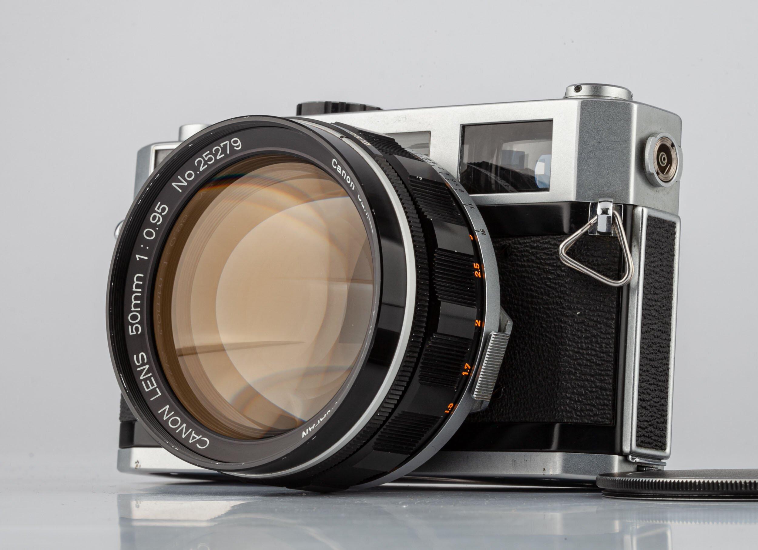 Canon 7 Canon Lens 0,95/50mm Messsucher-Kamera