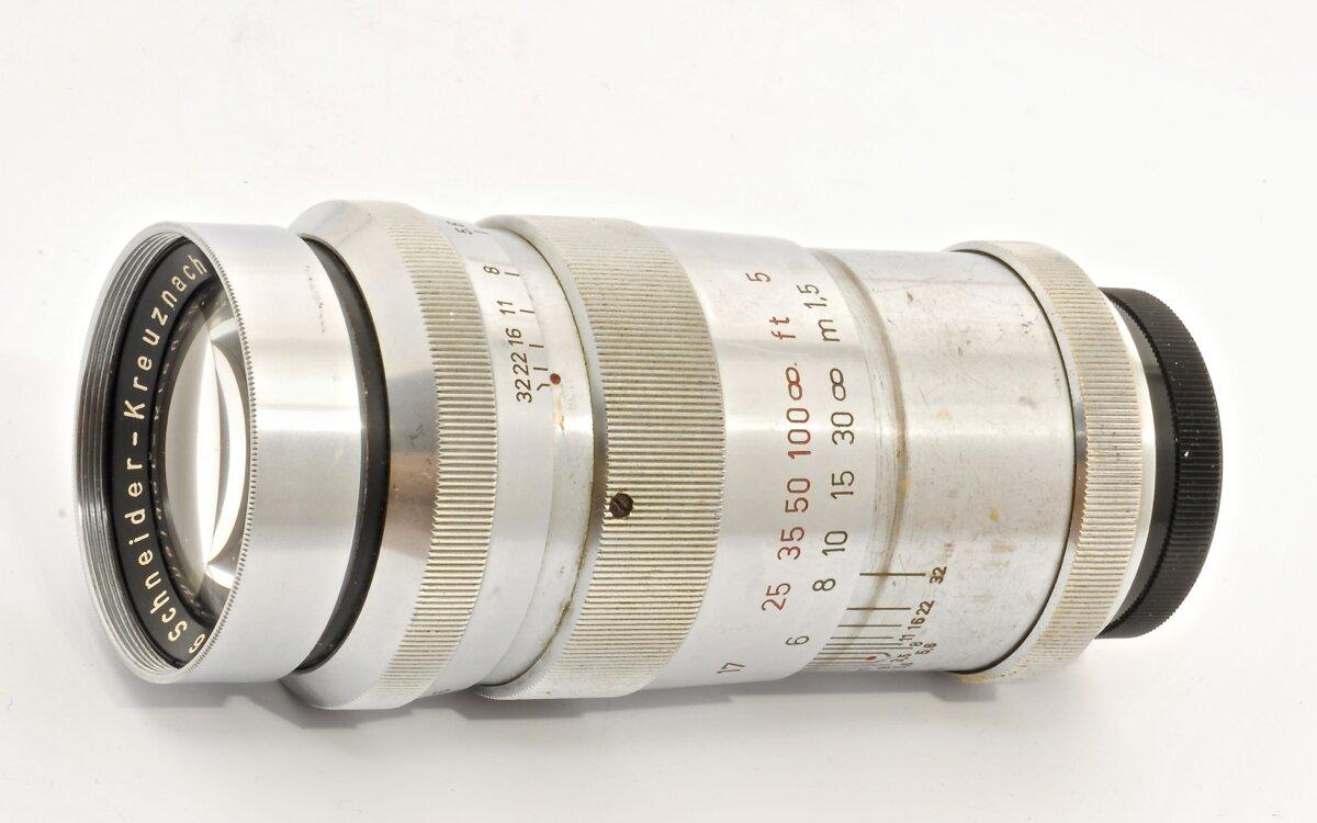 Schneider Xenar f. Exakta 135mm 1:3,5 Xenar