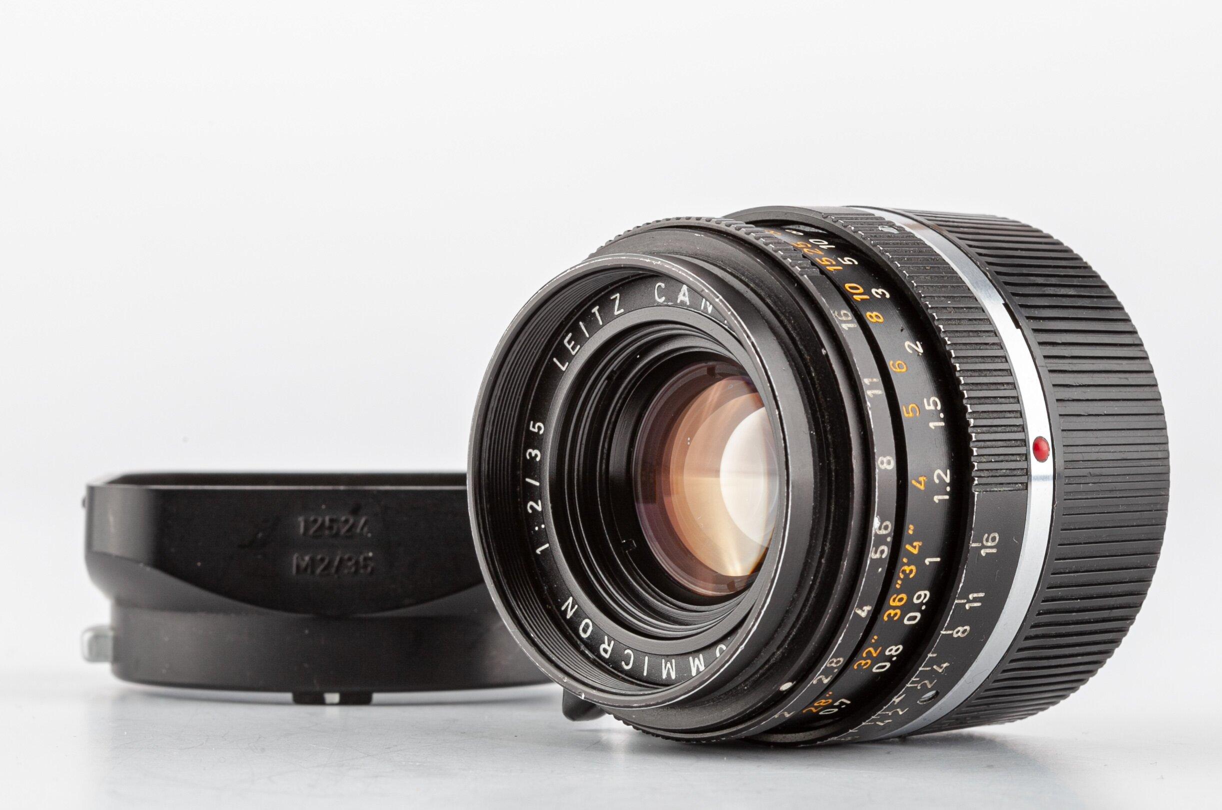 Leitz Leica Summicron-M 2,0/35mm