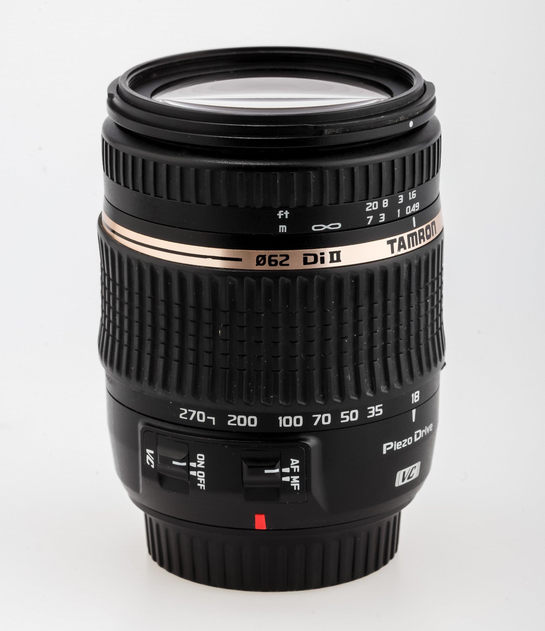 Tamron Di II 18-270mm 3,5/6,3 PZD Canon EOS