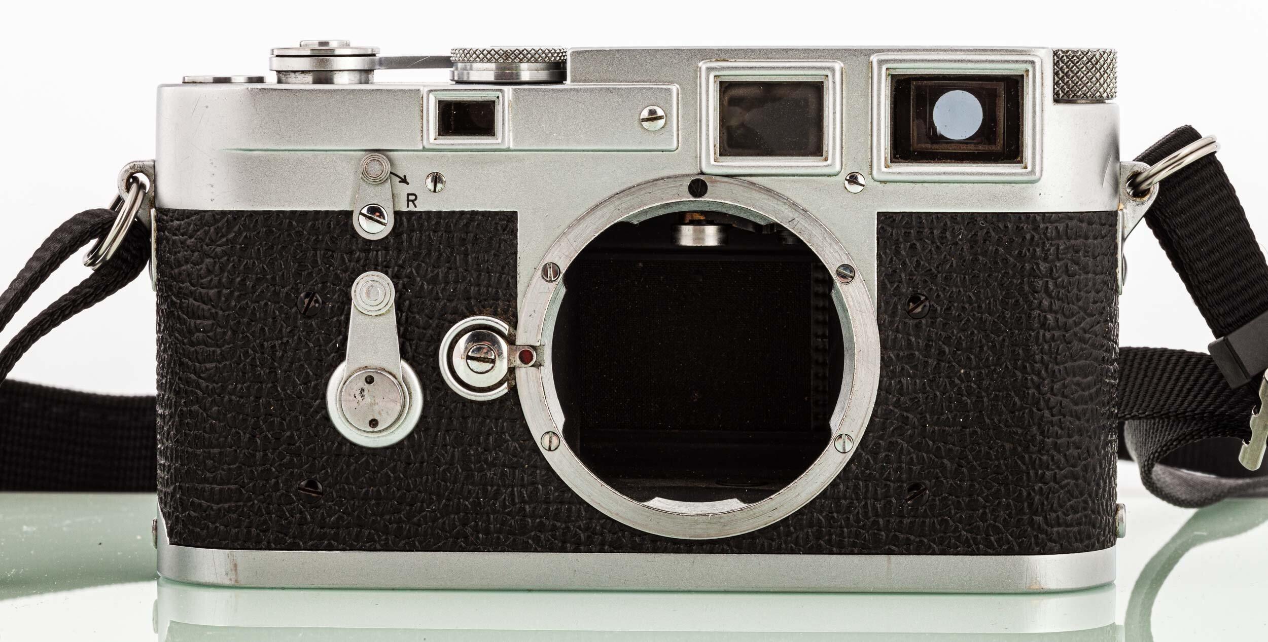 Leica M3 chrom DS body 1955