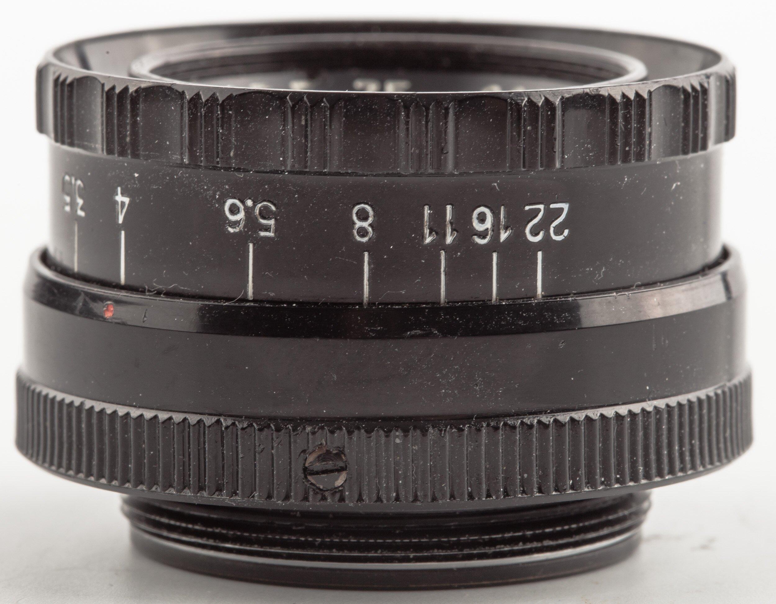 Boyer Paris Saphir X 3,5/75mm