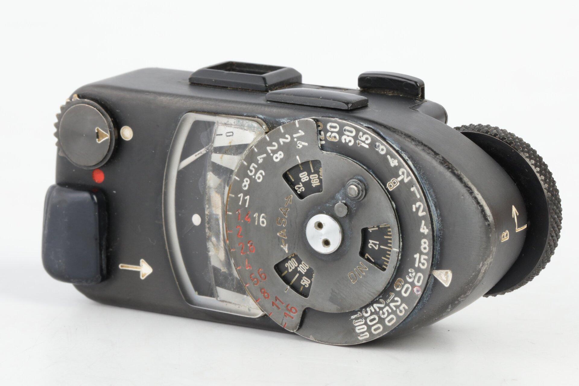 Leica Meter MR schwarz 14218