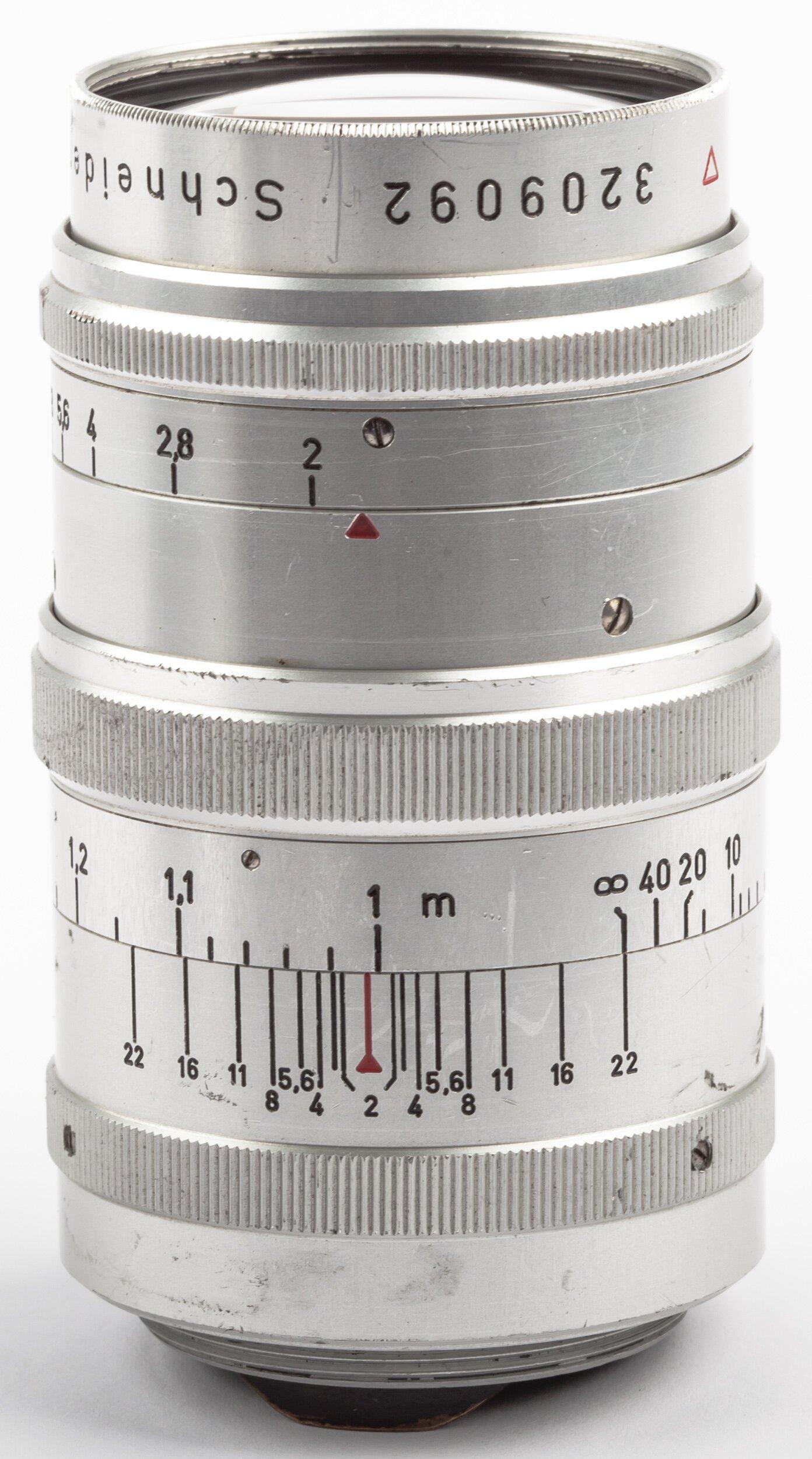 Leica Xenon 2/80mm M39  Kuplung