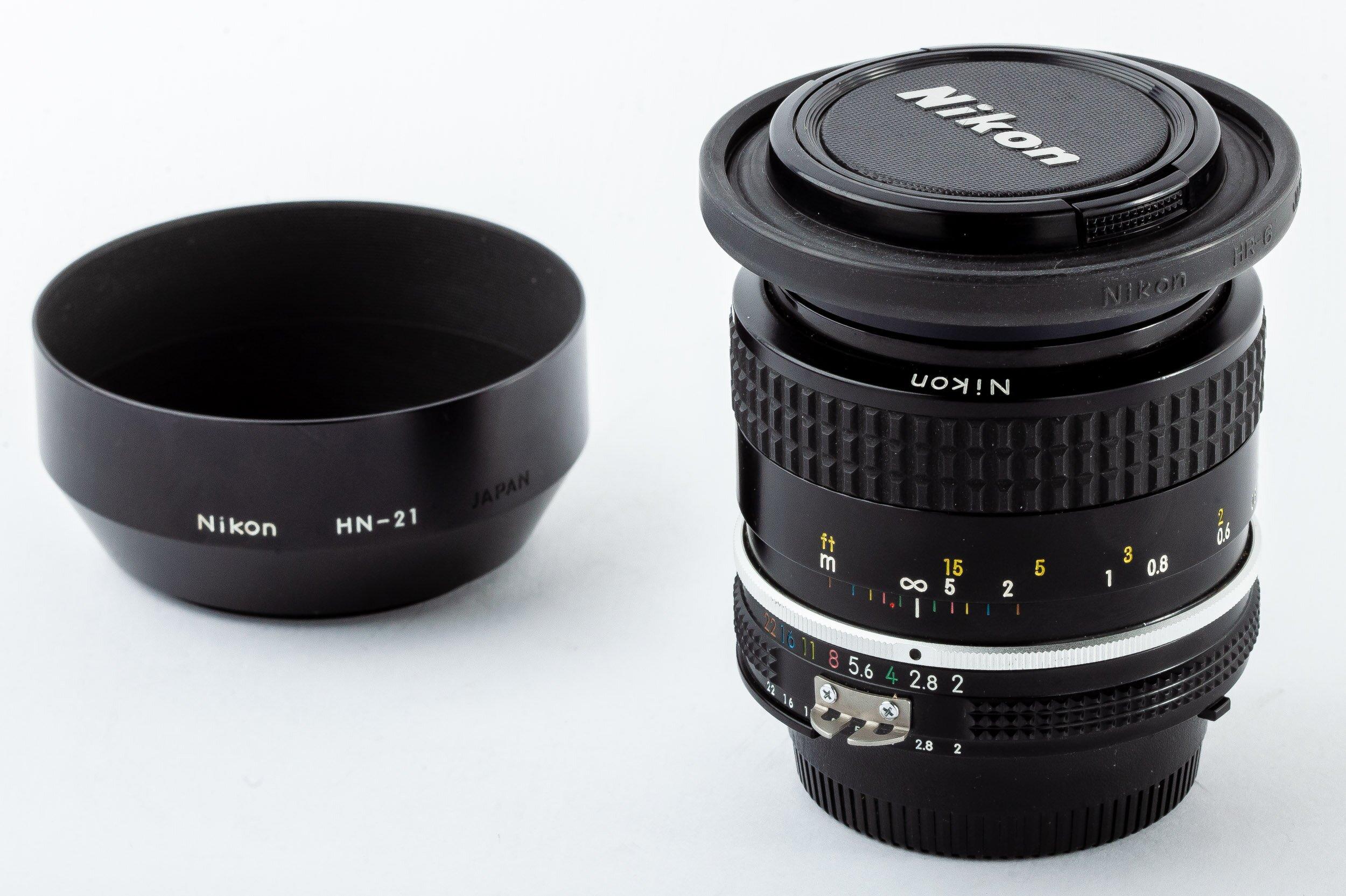Nikon Nikkor 2/35mm Ai
