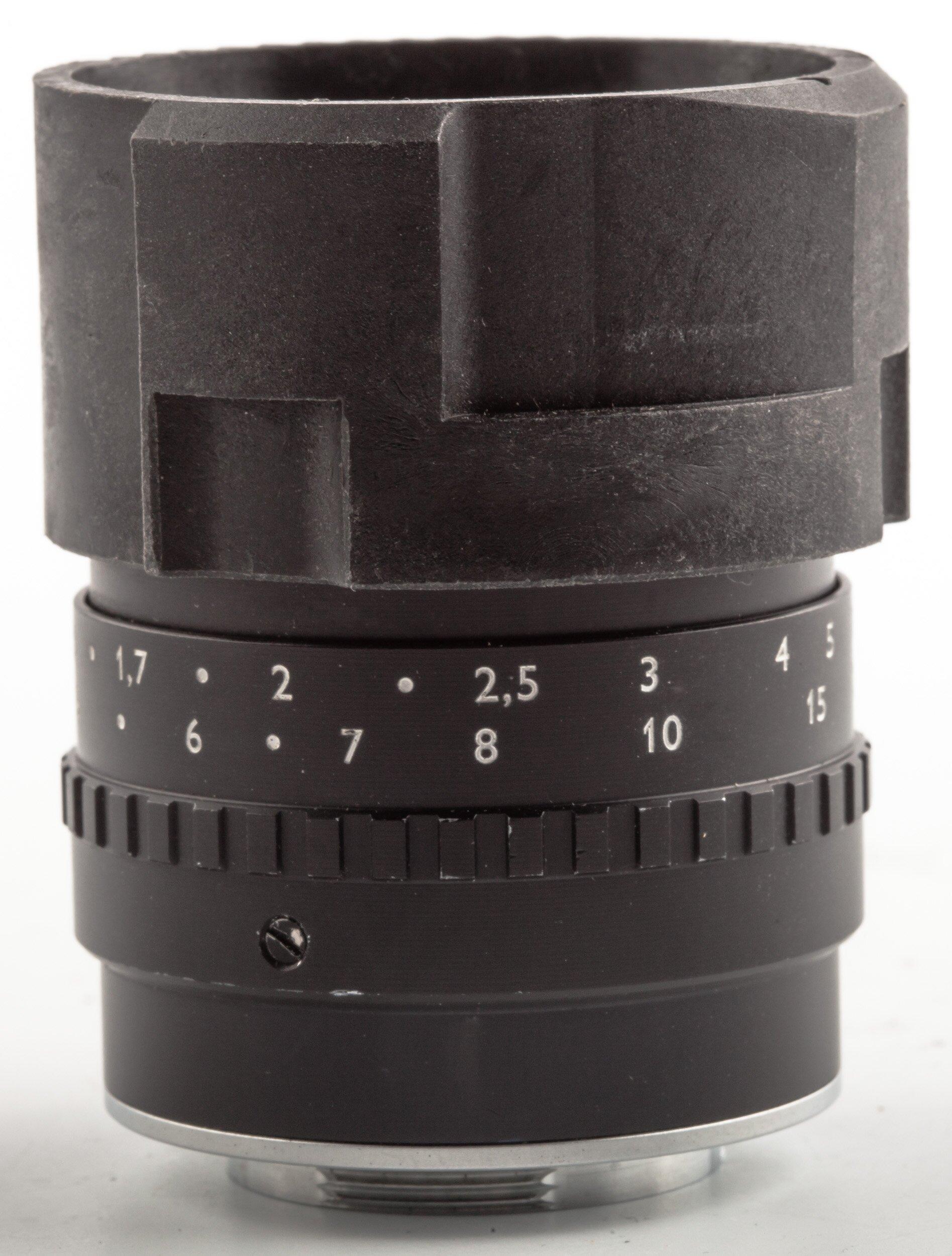 Schneider Tele-Xenar 3,8/90mm Robot Royal