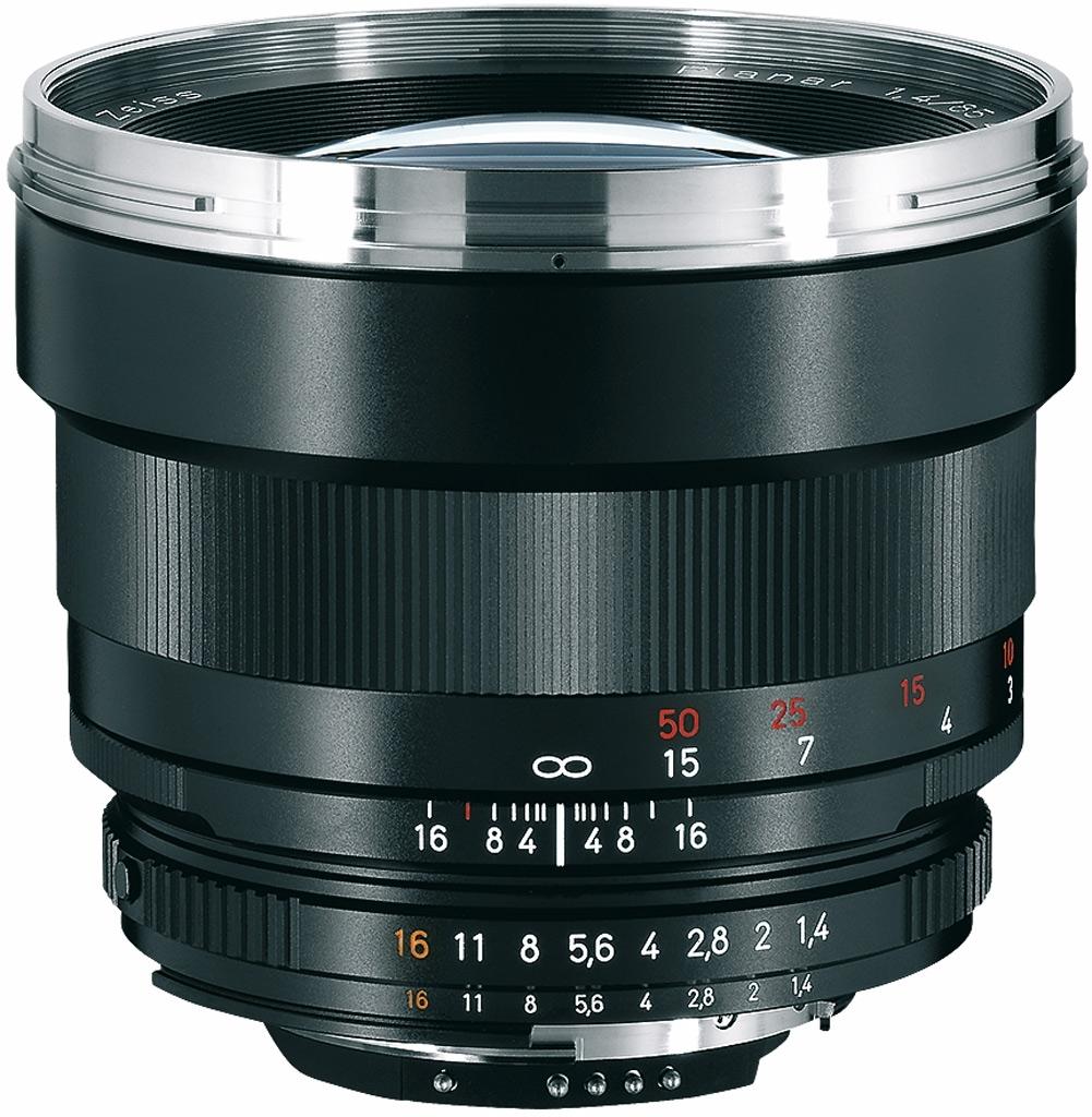 ZEISS Planar T* 85mm 1:1,4 ZF.2 f. Nikon