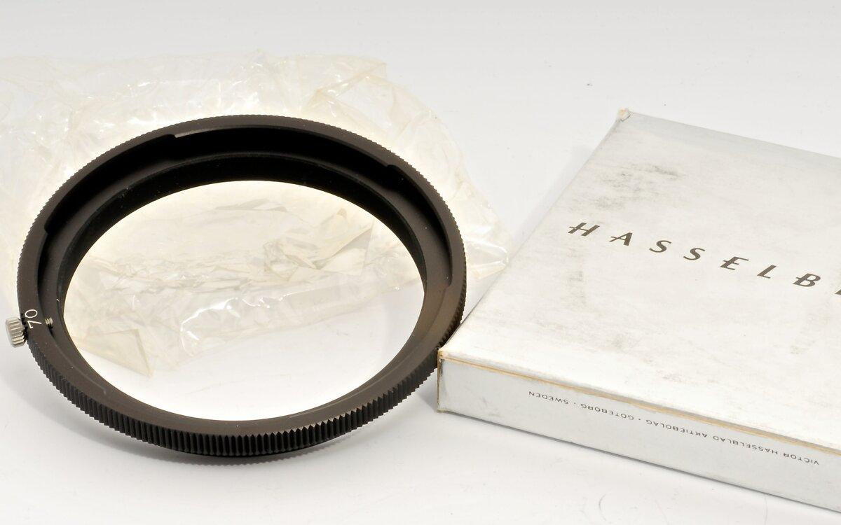 Hasselblad B70 Adapterring für Professional Blende