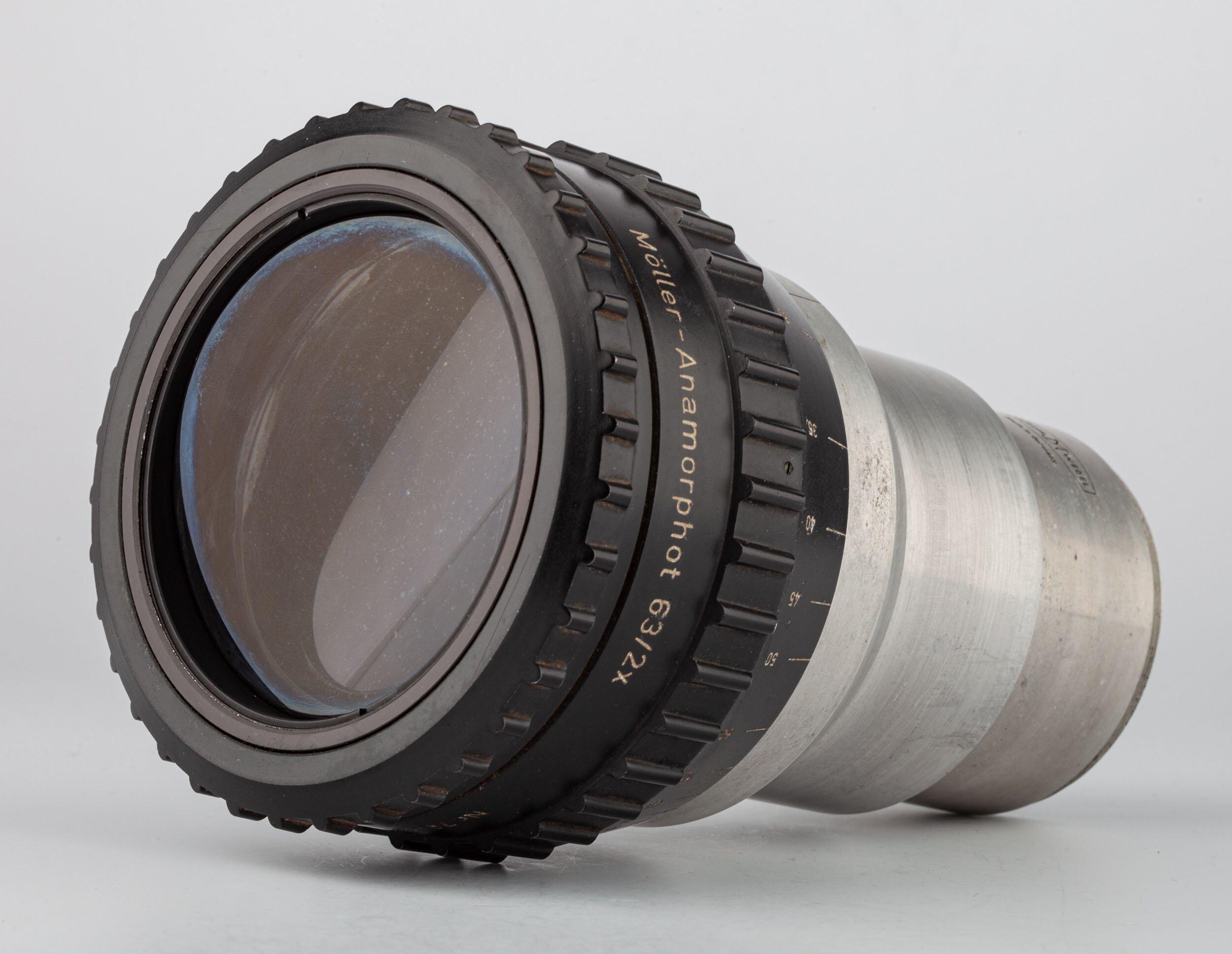 Moeller Anamorphot 63/2x Cinemascope Vidoscope