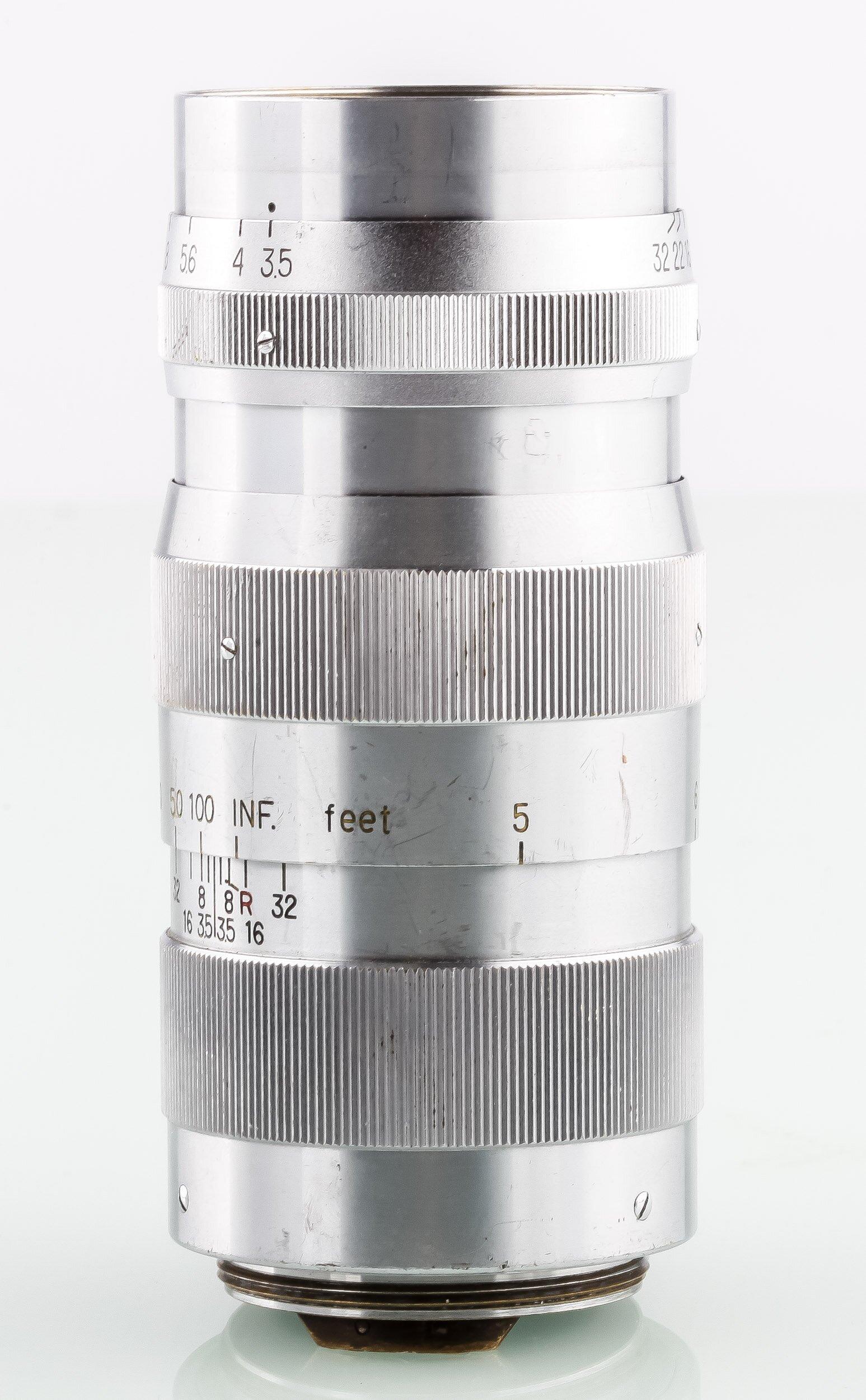Nikkor-Q.C M39 Nippon Kogaku Japan 3,5/135cm