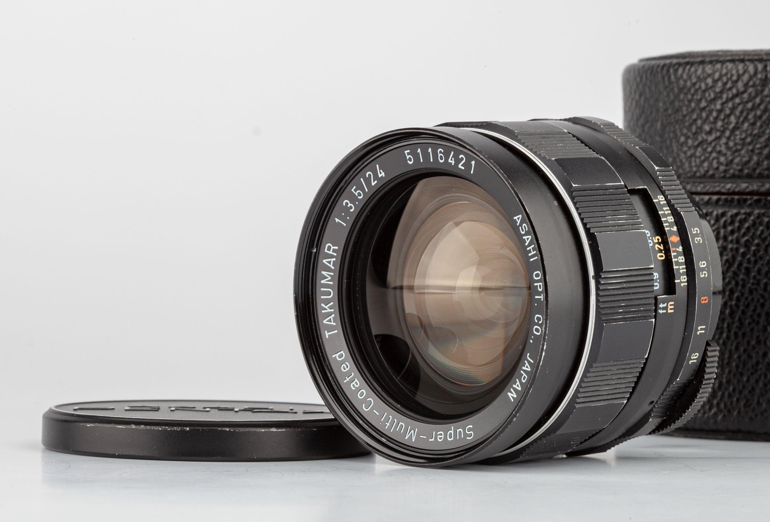 Pentax M42 Takumar 3,5/24mm Super-Multi-Coated