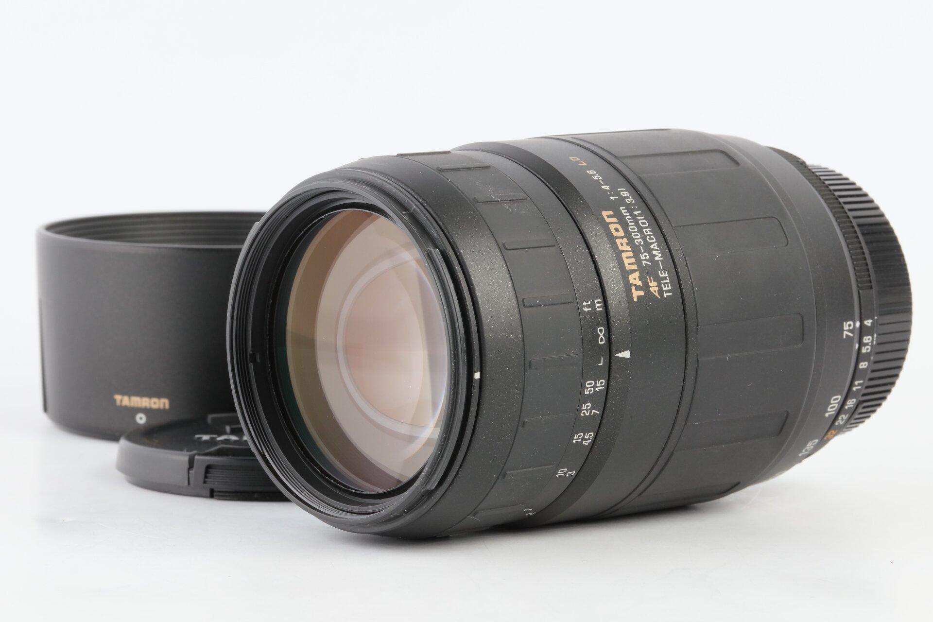 Tamron AF 75-300 4-5,6 LD Nikon