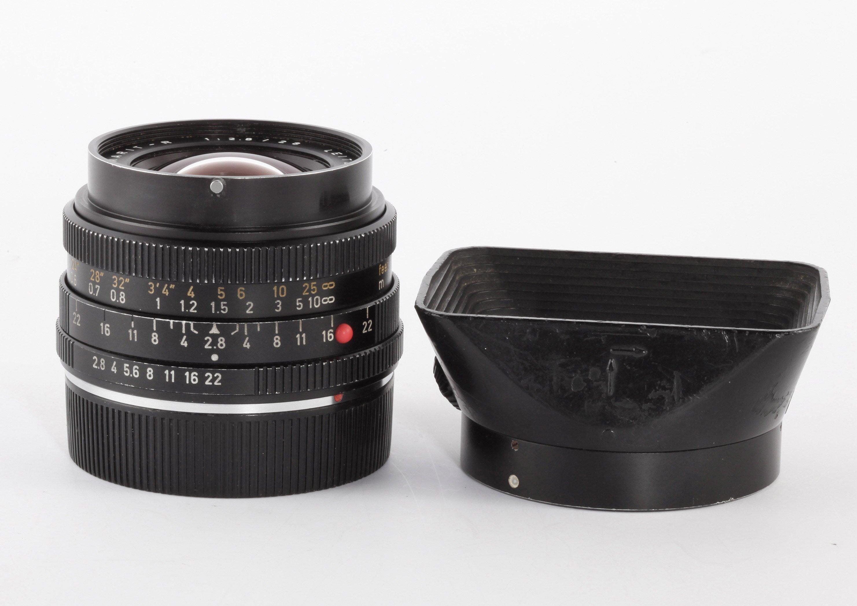Leica R 28mm 2,8 Elmarit