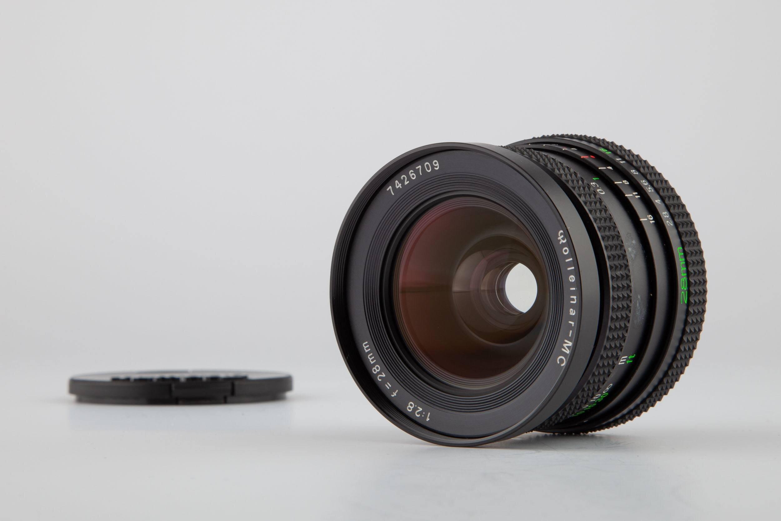 Rollei HTF Rolleinar 28mm F2.8 Rolleiflex SL