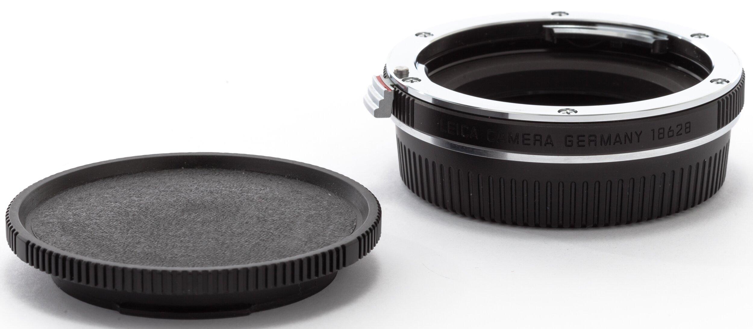 Leica R Adapter an 4/3 - 18628