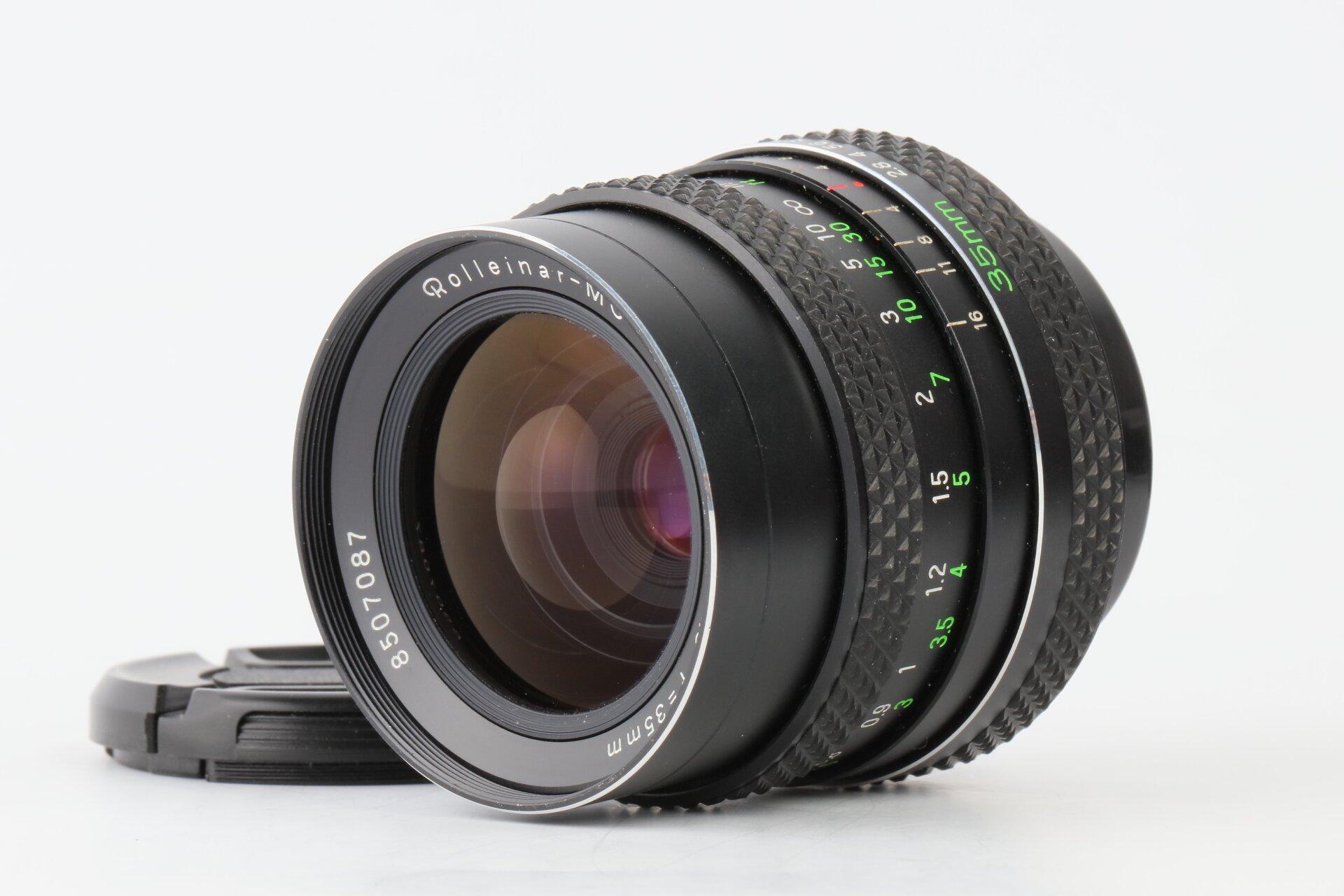 Rollei SLR 35mm 2,8 Rolleinar-MC