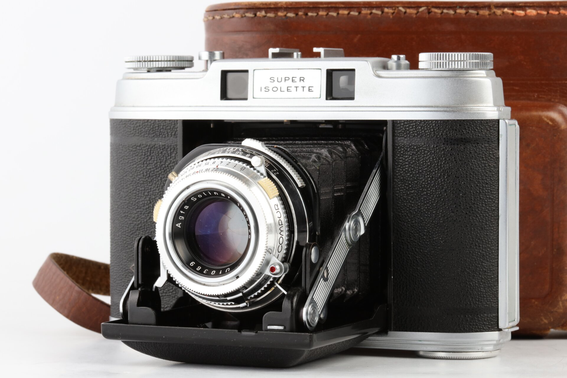 Agfa Solinar Super Isolette