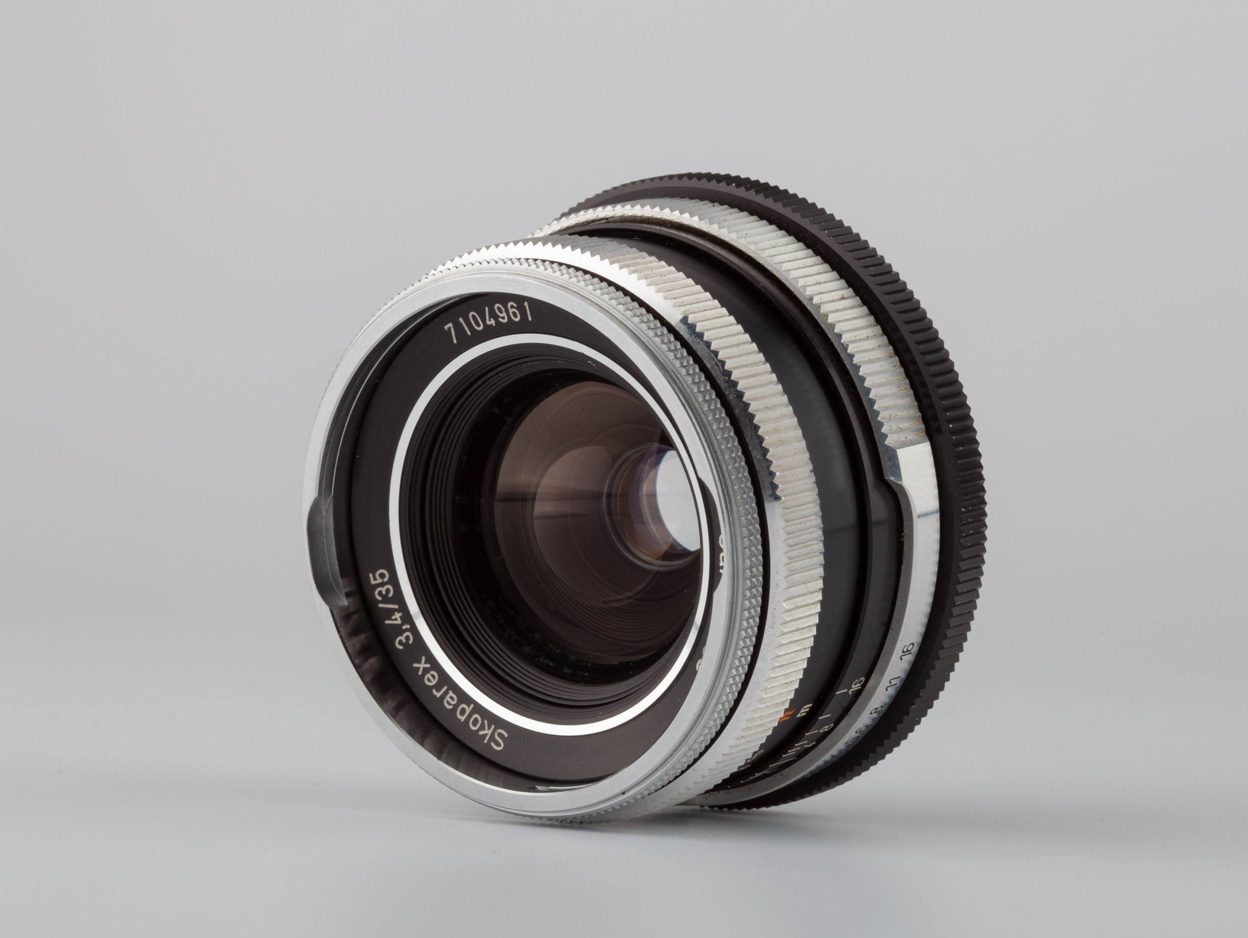 Carl Zeiss Skoparex 35mm F3,4 BM