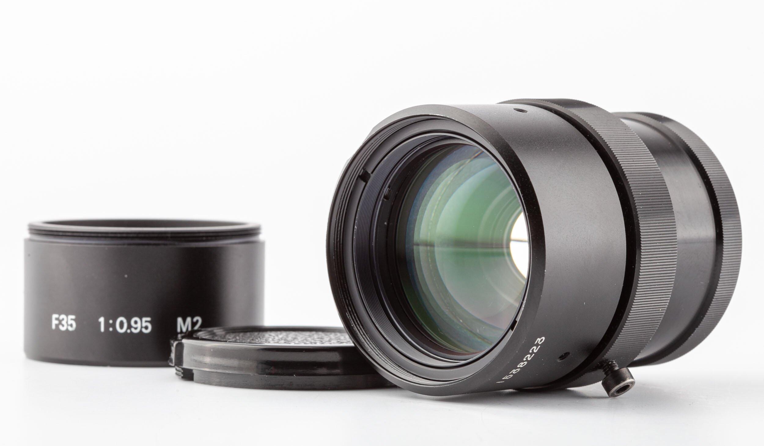Angenieux 0,95/35mm M2 35mm 0.95 Cmount