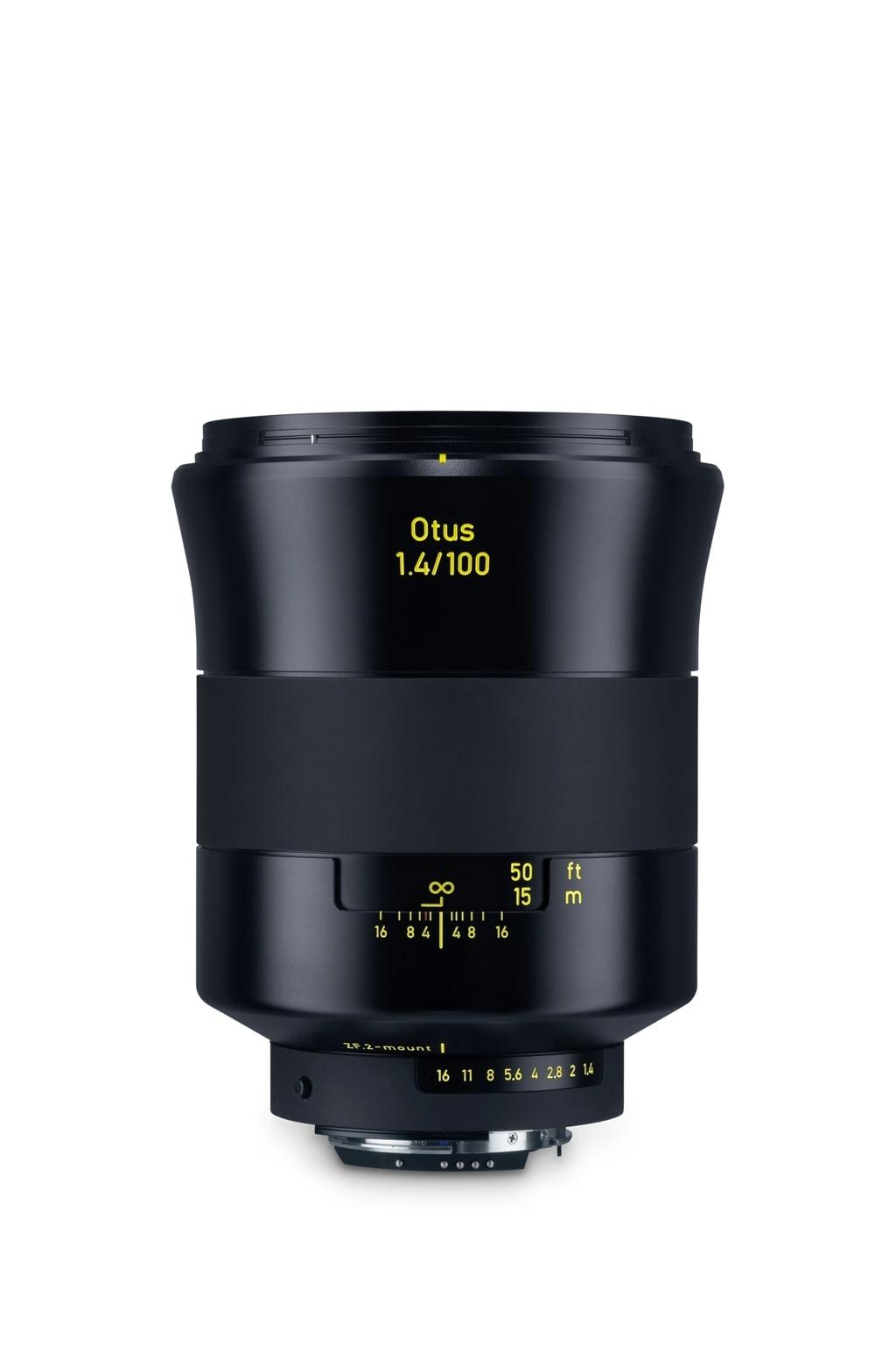 ZEISS Otus 100mm 1:1,4 ZF.2 für Nikon