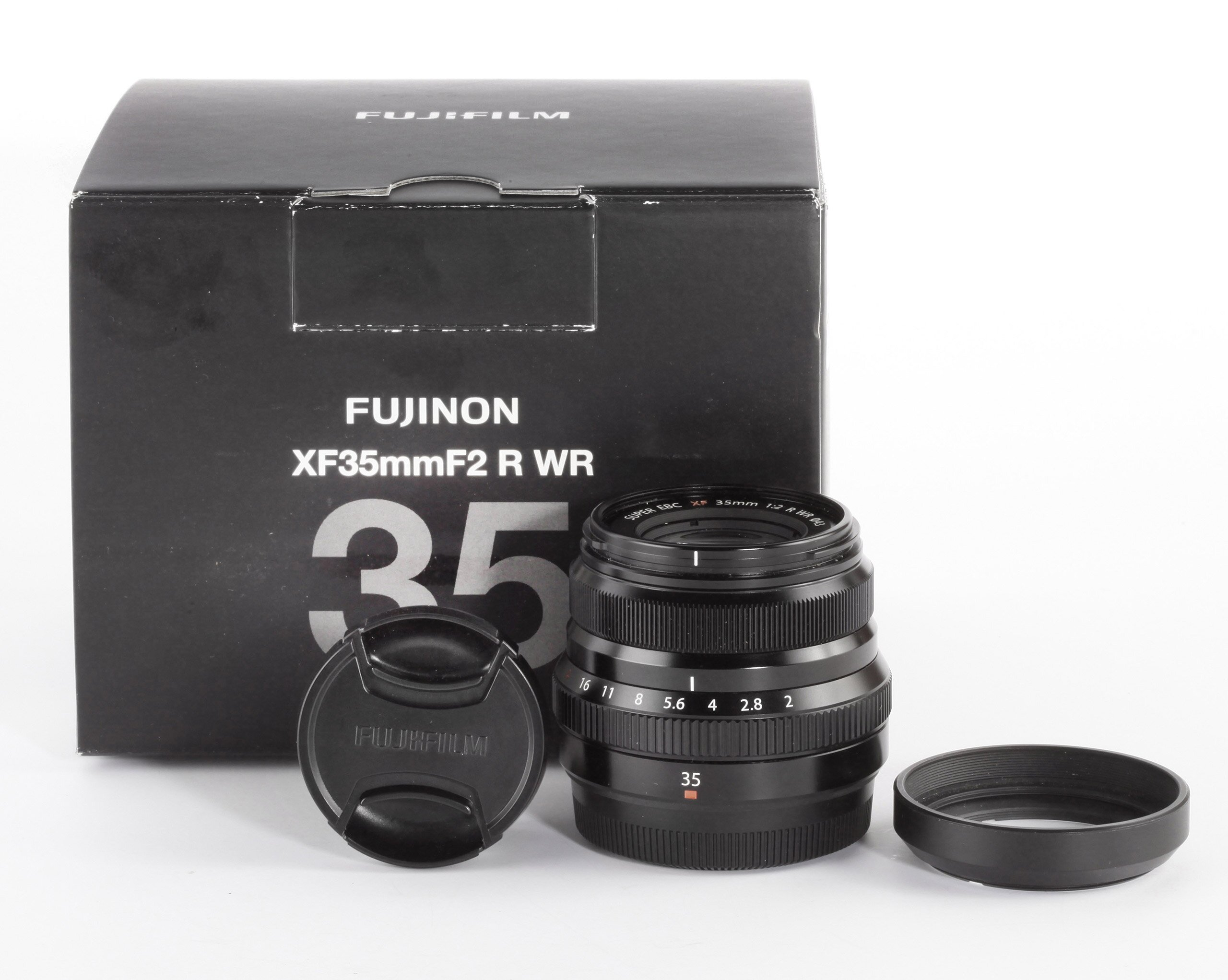 Fujifilm Fujinon XF 35mm/2,0 R WR