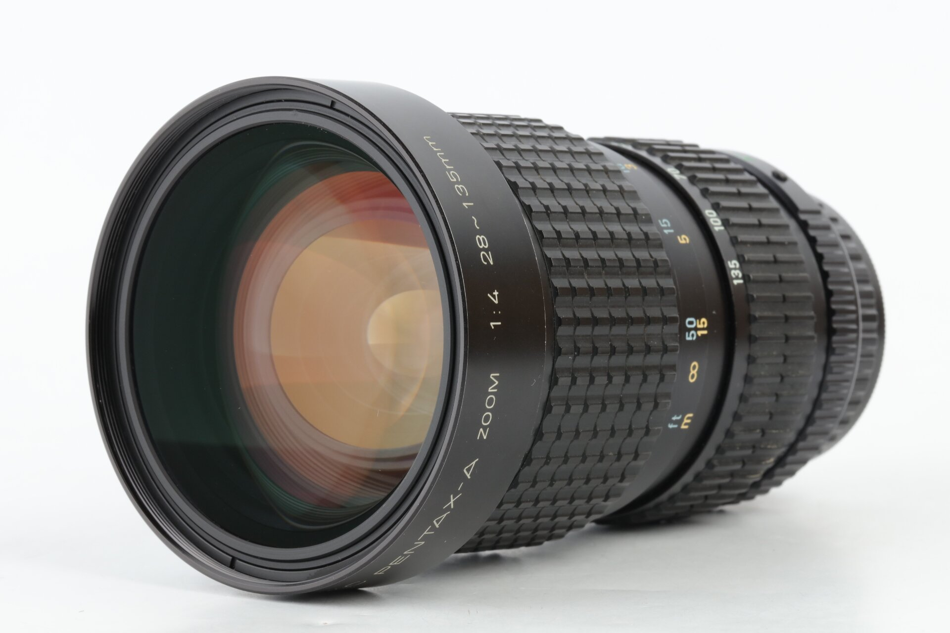 Pentax K 28-135mm 4 SMC Pentax-A Zoom