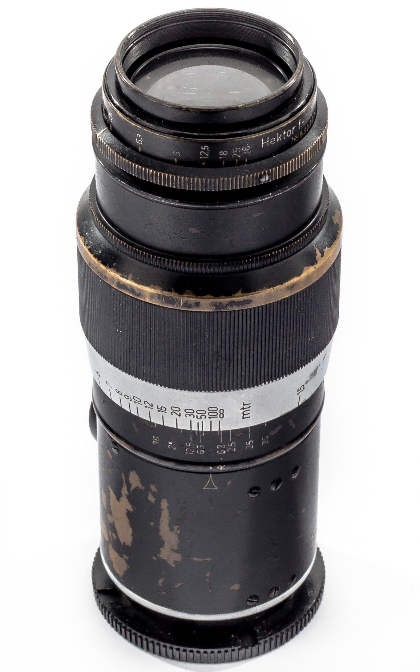 Leitz Leica M39 Hektor 13,5cm F4.5