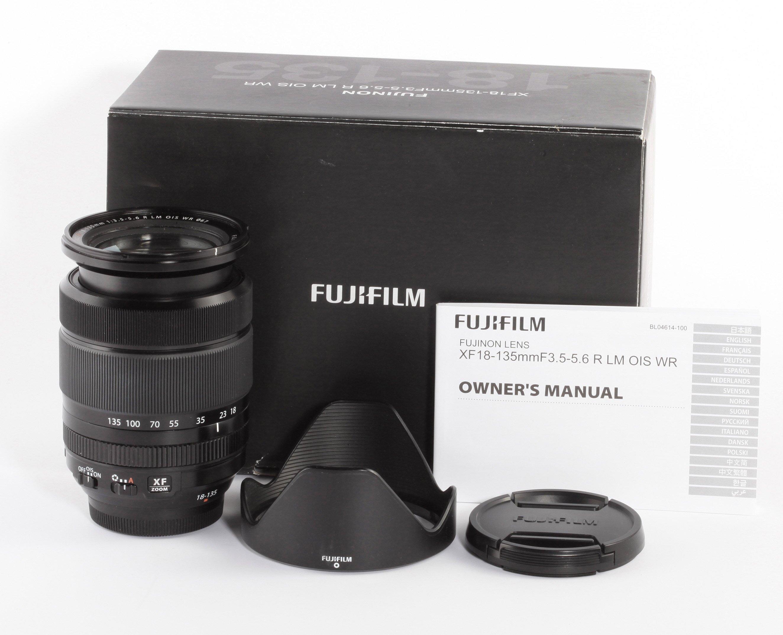 Fujifilm XF 18-135mm 3,5-5,6 R LM OIS WR