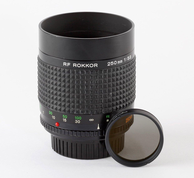 Minolta RF Rokkor 250mm/5,6