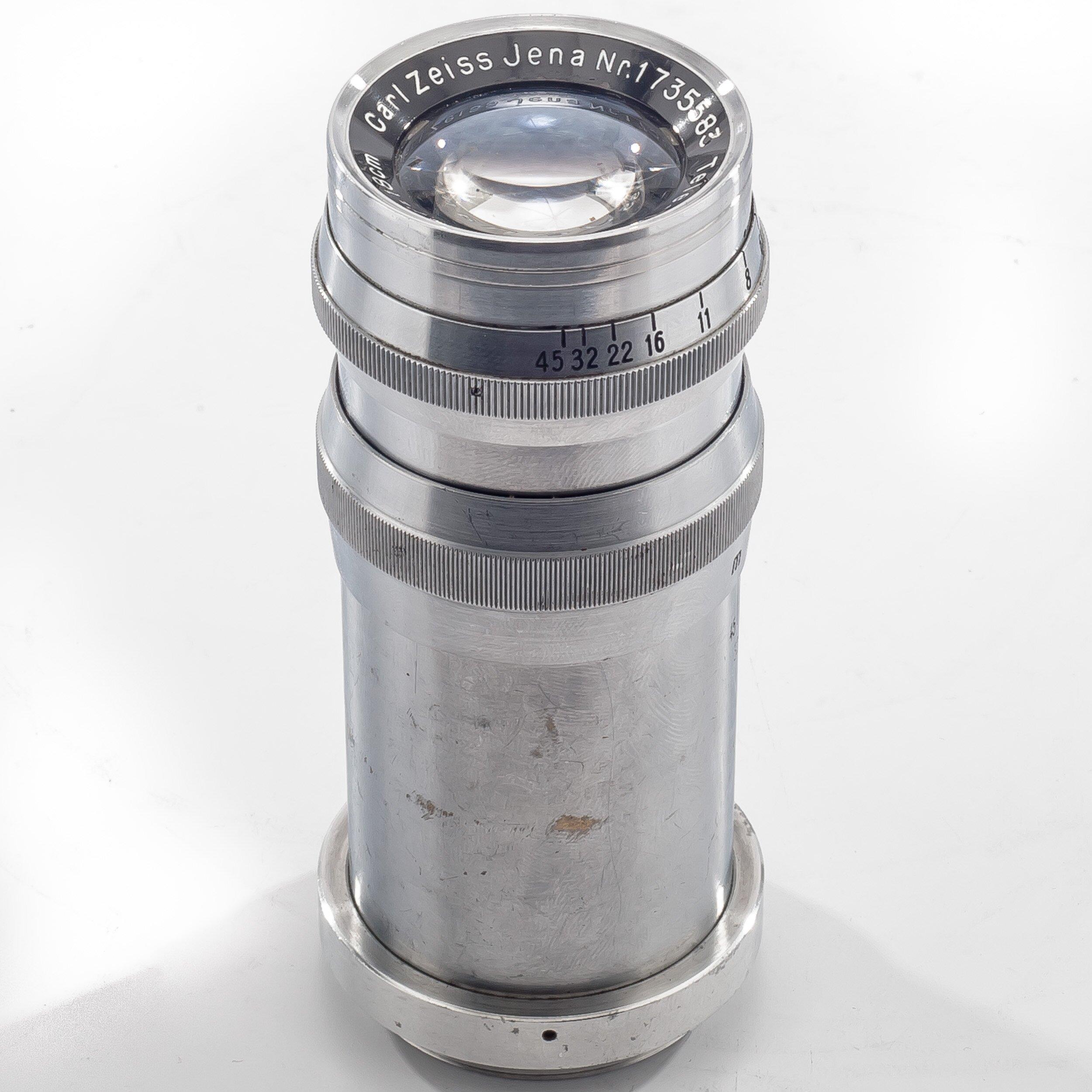 Carl Zeiss M42 6,3/18cm Tele-Tessar K