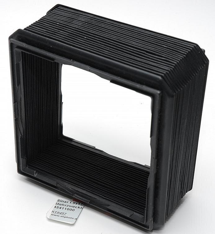 Sinar f.9x12/4x5  Mehrzweckbalgen 45411000
