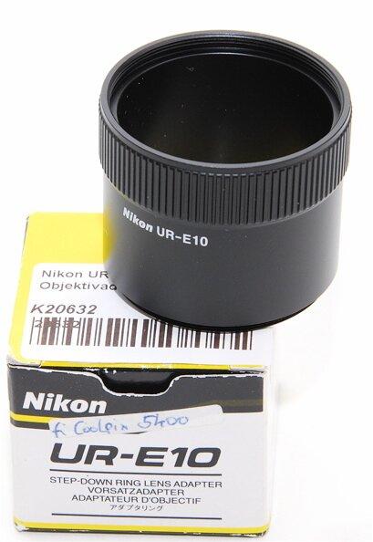 Nikon UR-E 10 Objektivadapter