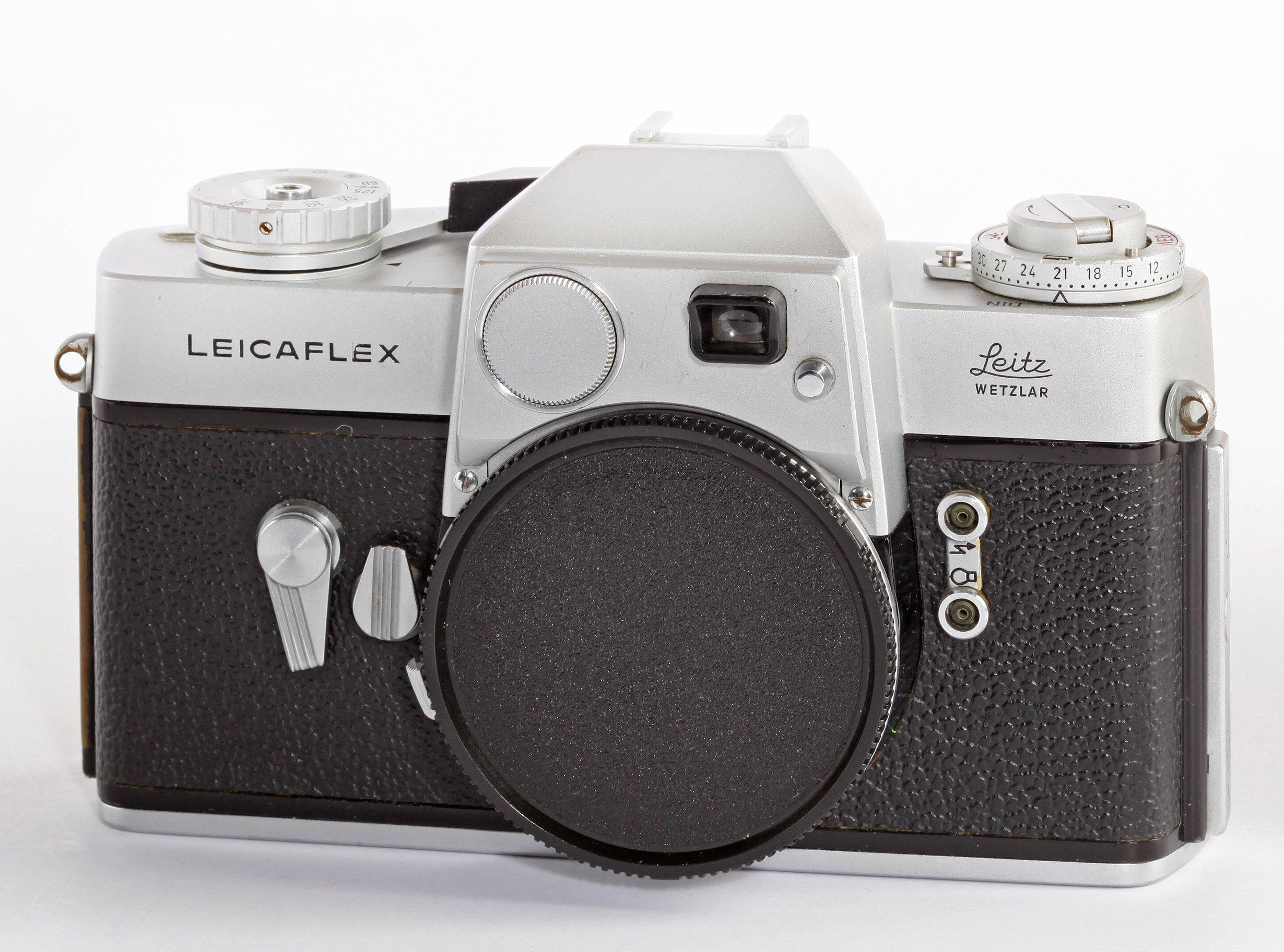 Leicaflex chrom Gehäuse