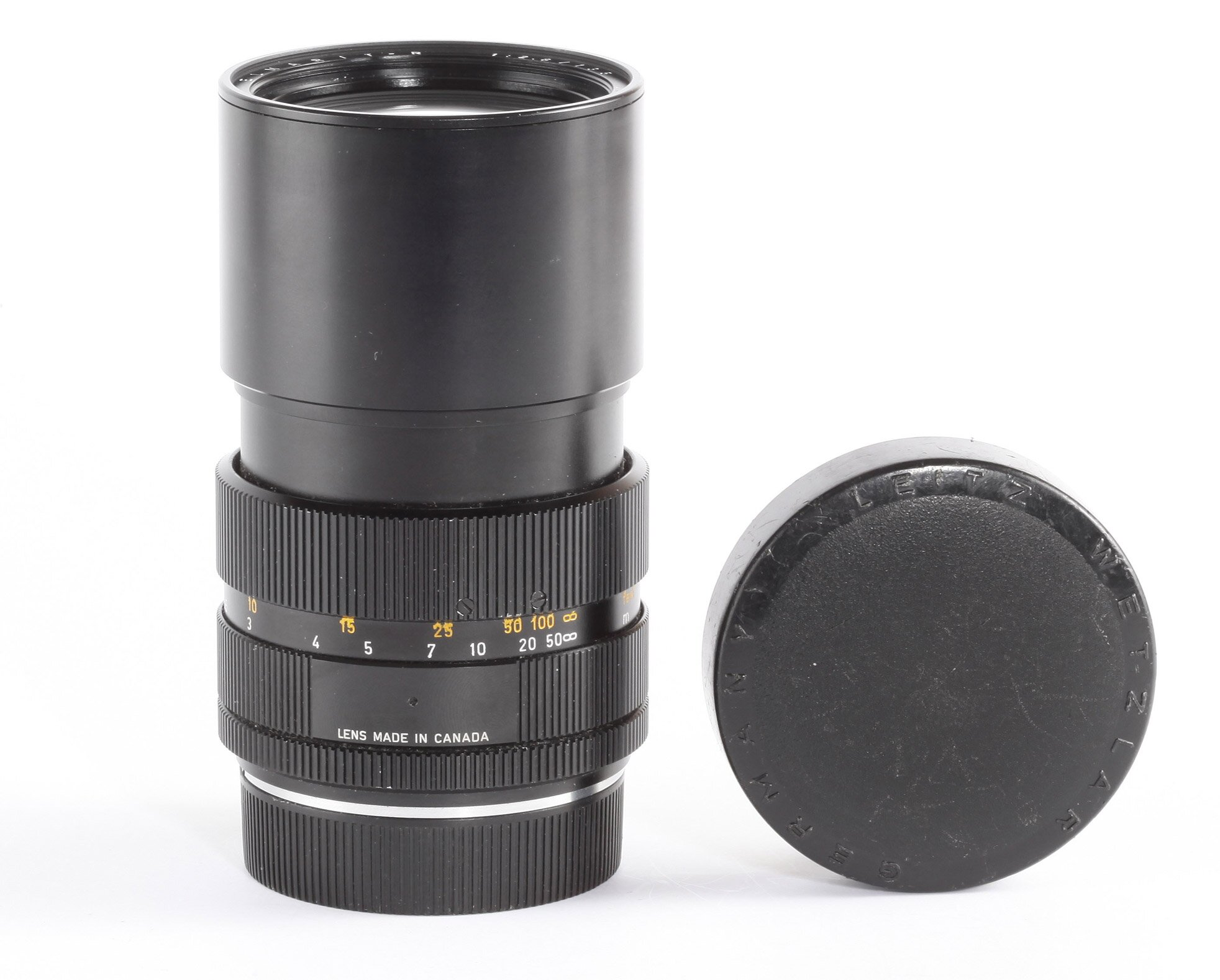 Leica Elmarit-R 2,8/135mm 3CAM