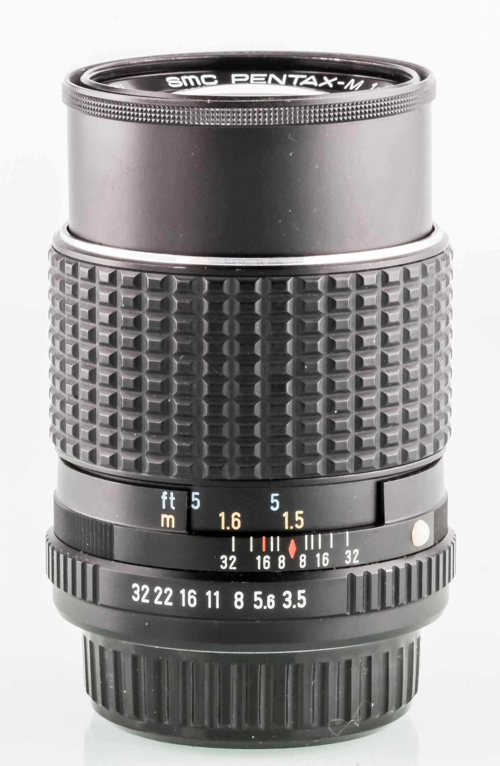 SMC Pentax-M 3.5/135mm