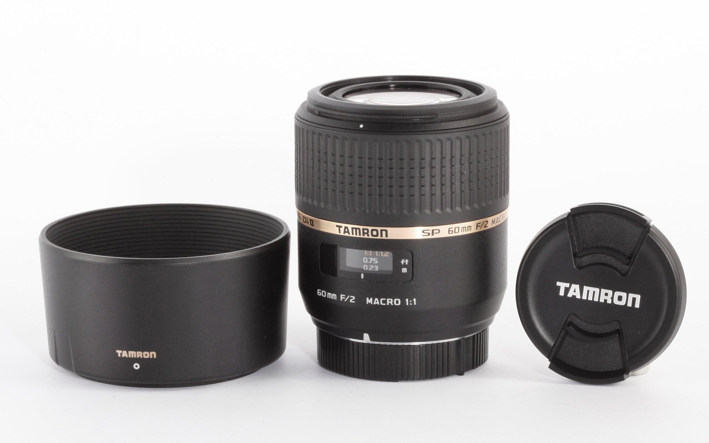 Tamron SP 60mm/2 Macro SP Di II f.Nikon