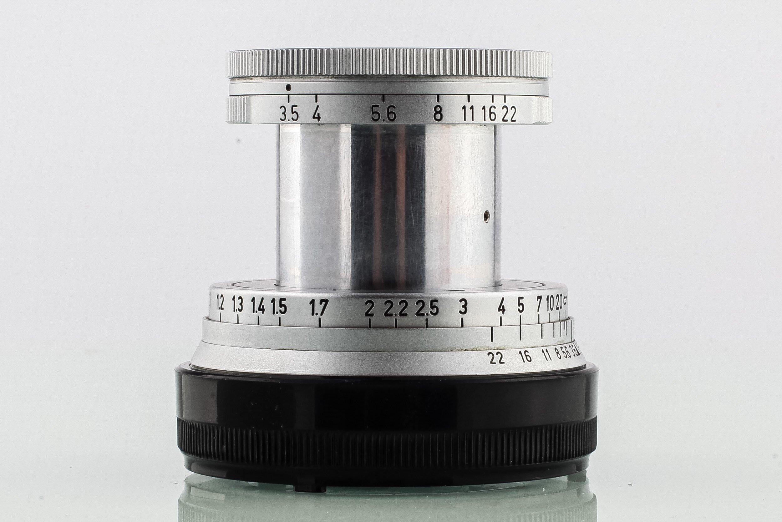 Leica Elmar M 1:3,5/5cm versenkbar