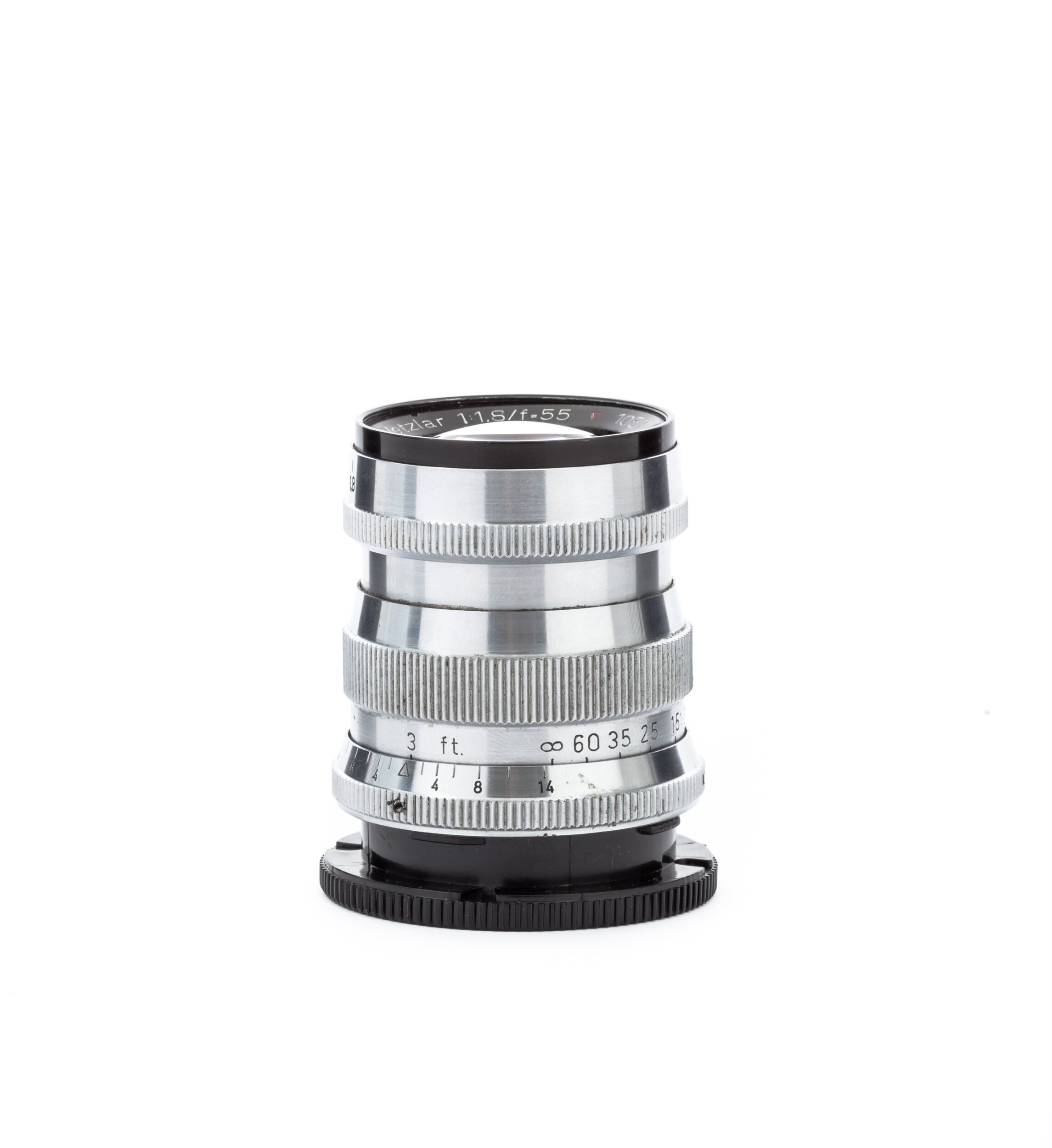 "Hensoldt M39  ""PROTO"" 55mm 1,8  sehr selten"