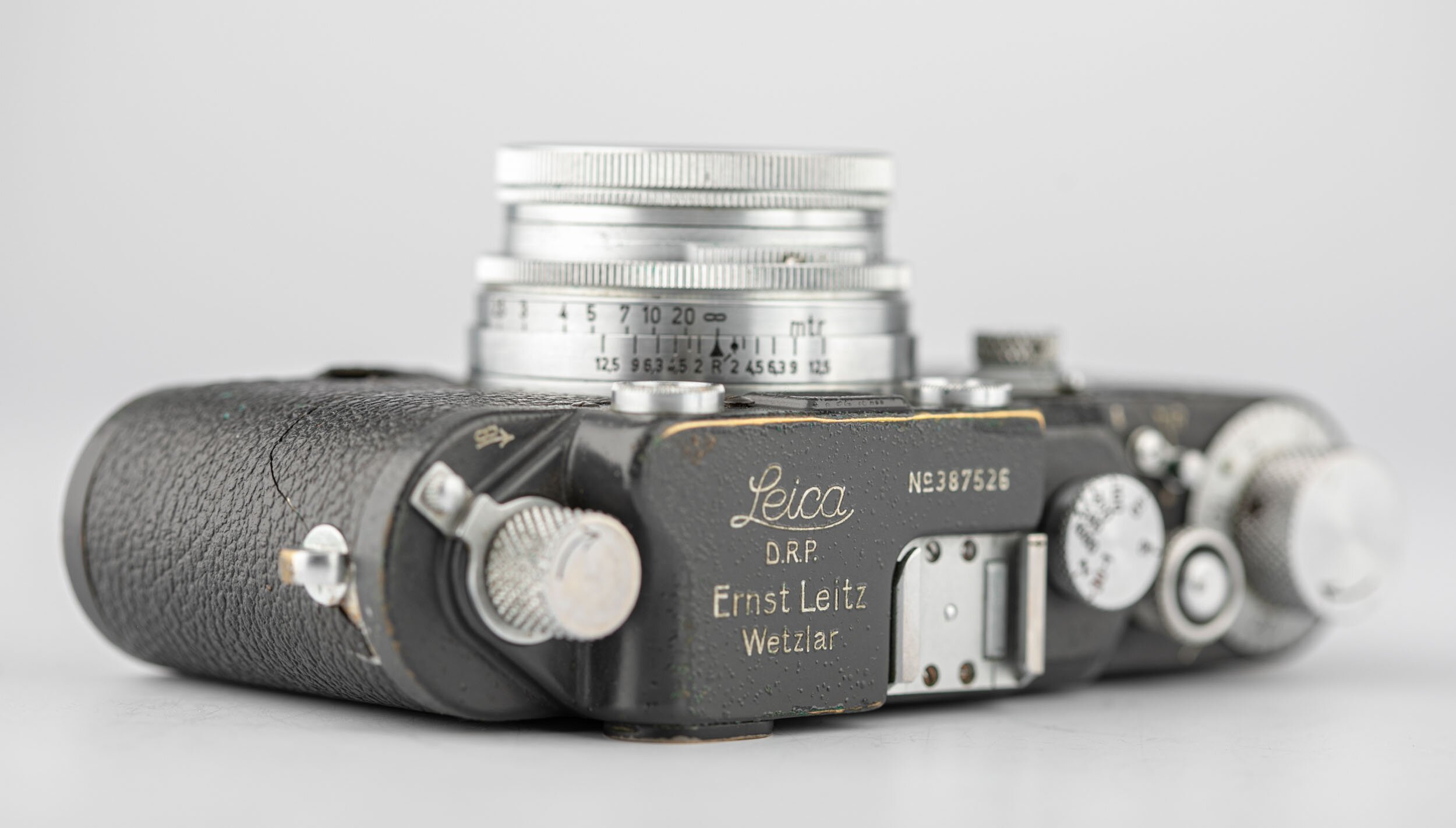 Leica IIIC Grau+Summitar 2,0/5cm von 1941