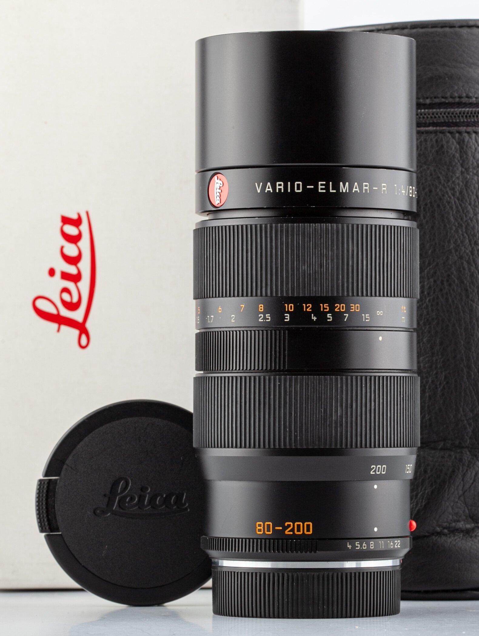 Leica Vario-Elmar-R 4/80-200mm ROM 11281